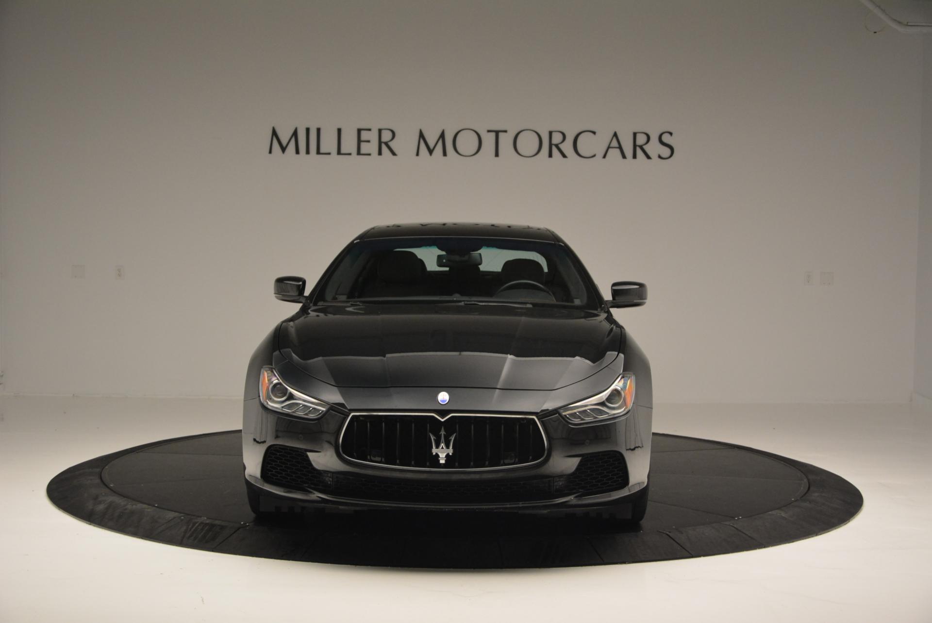 Used 2015 Maserati Ghibli S Q4 For Sale In Greenwich, CT 117_p11