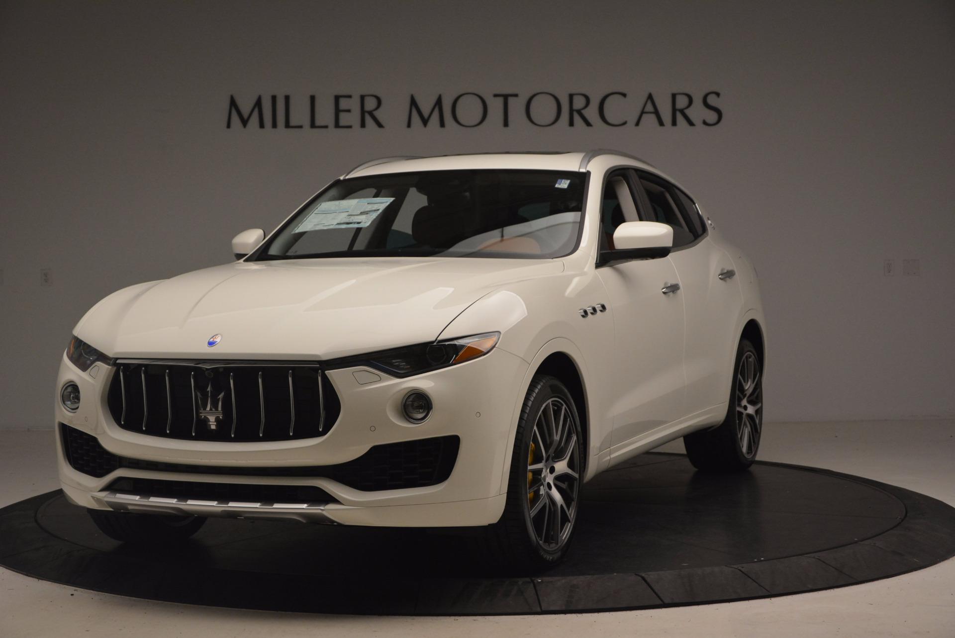 New 2017 Maserati Levante S For Sale In Greenwich, CT 1171_main