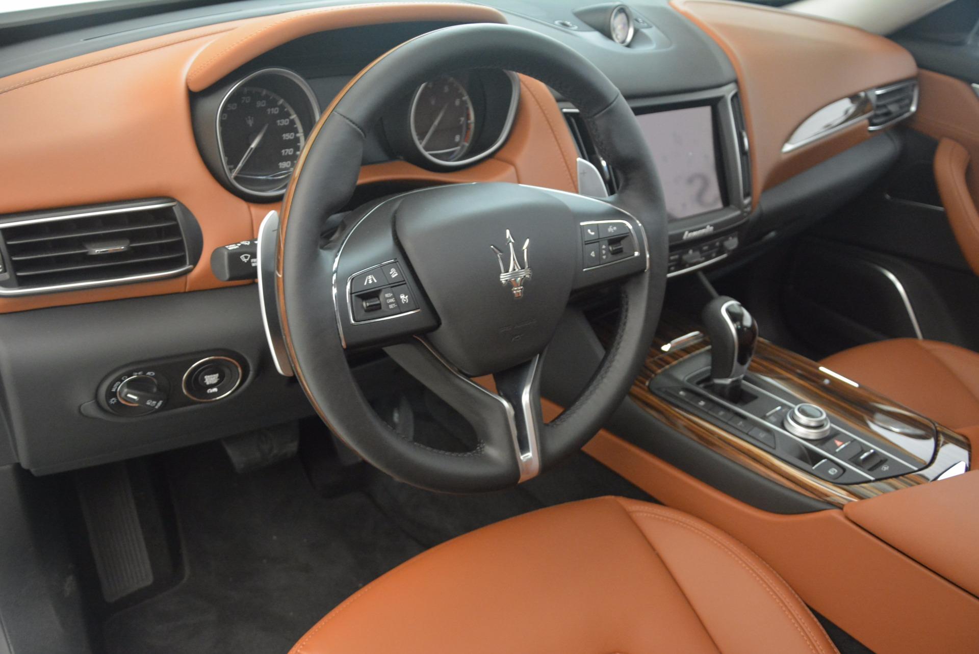 New 2017 Maserati Levante S For Sale In Greenwich, CT 1171_p13