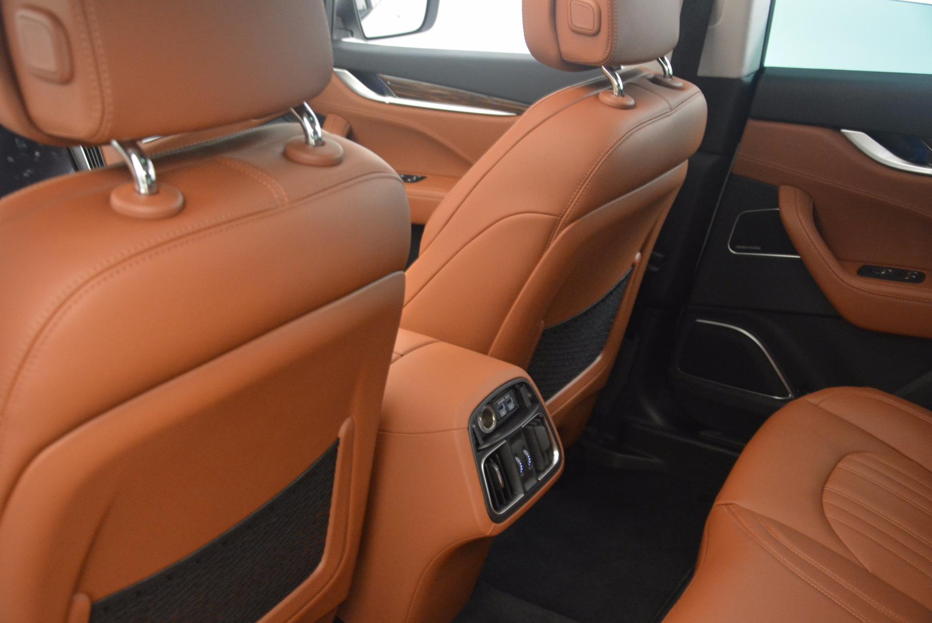 New 2017 Maserati Levante S For Sale In Greenwich, CT 1171_p16