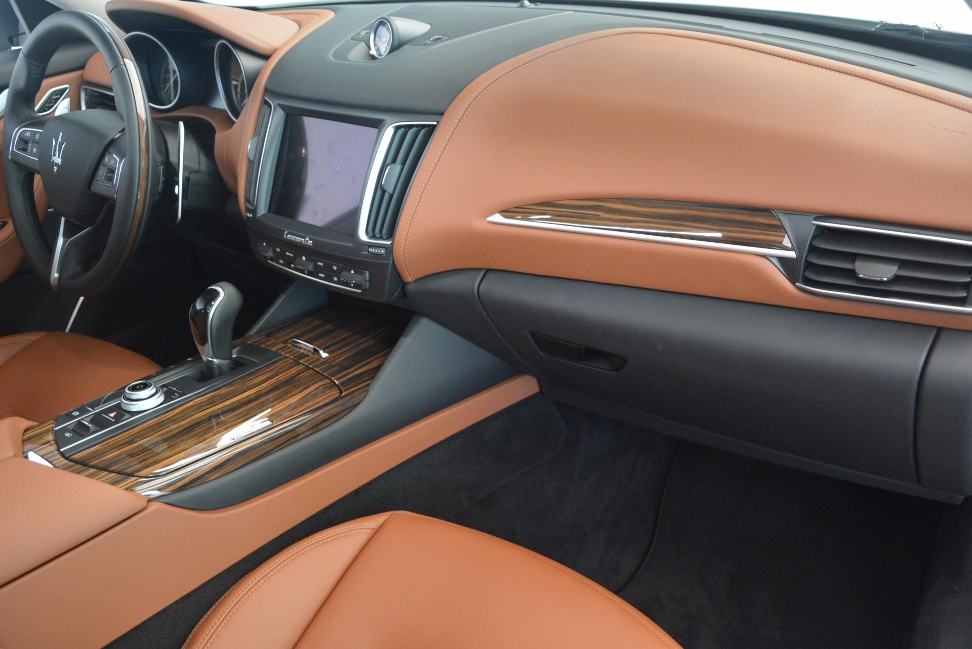 New 2017 Maserati Levante S For Sale In Greenwich, CT 1171_p20