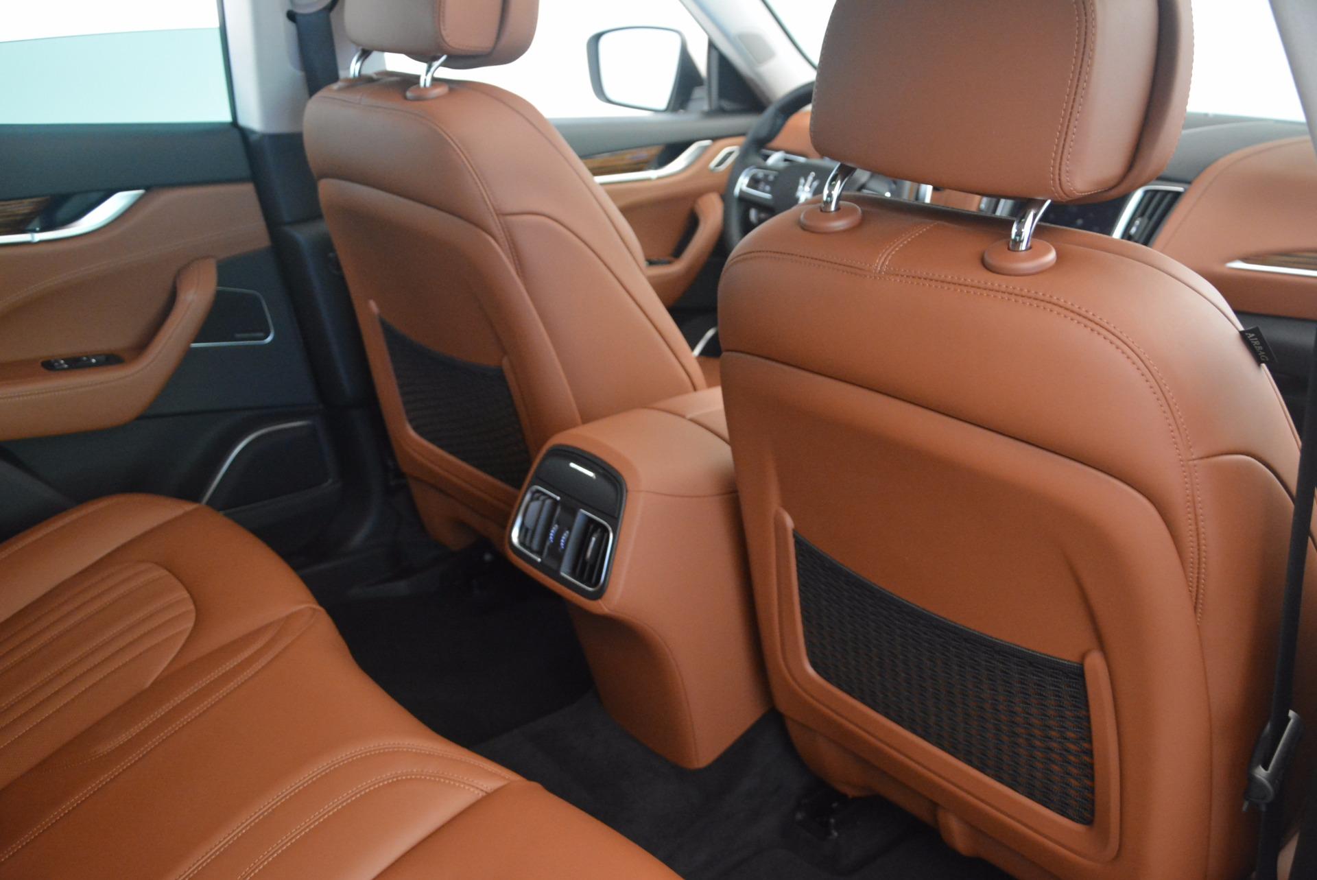 New 2017 Maserati Levante S For Sale In Greenwich, CT 1171_p23