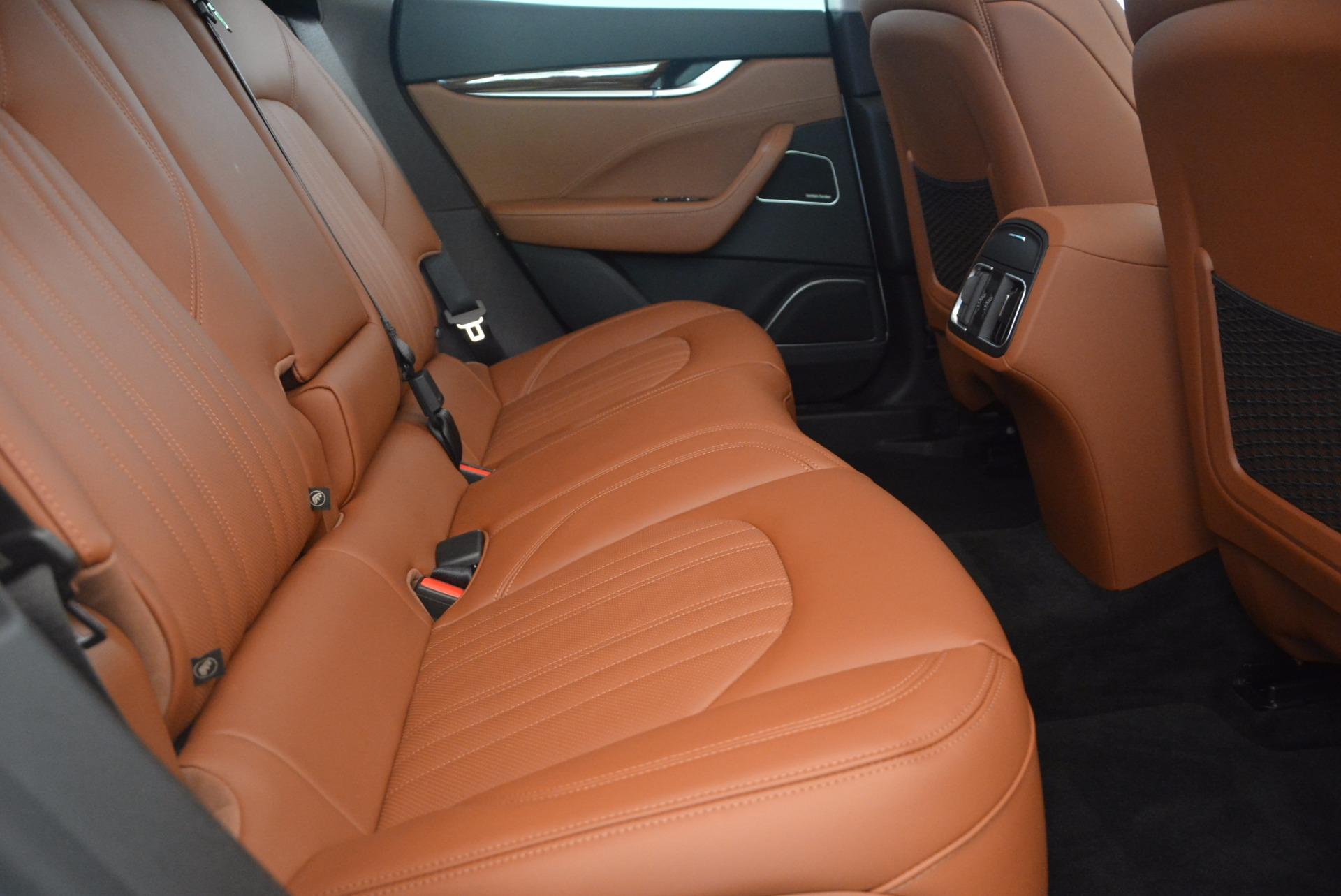 New 2017 Maserati Levante S For Sale In Greenwich, CT 1171_p24