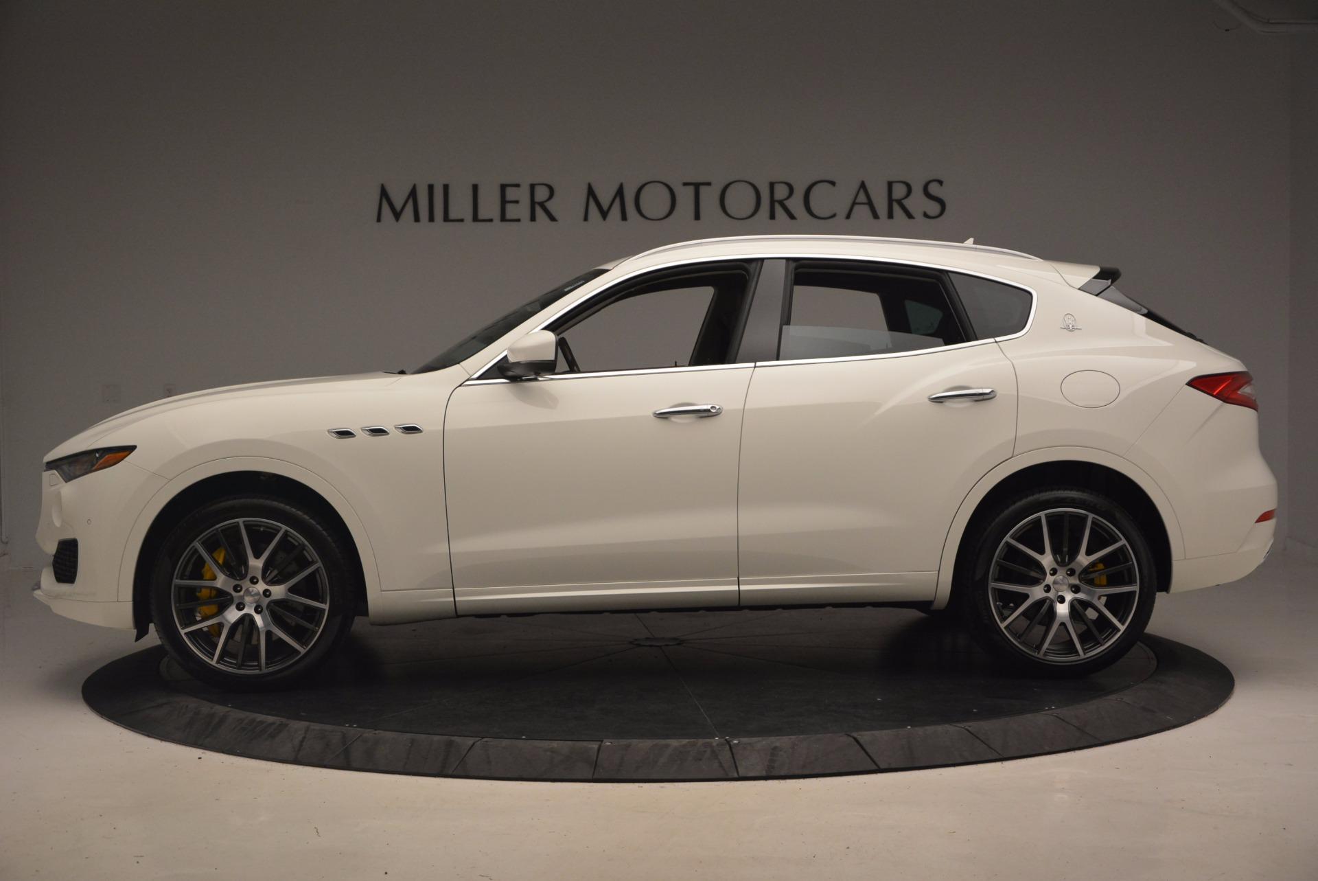 New 2017 Maserati Levante S For Sale In Greenwich, CT 1171_p3