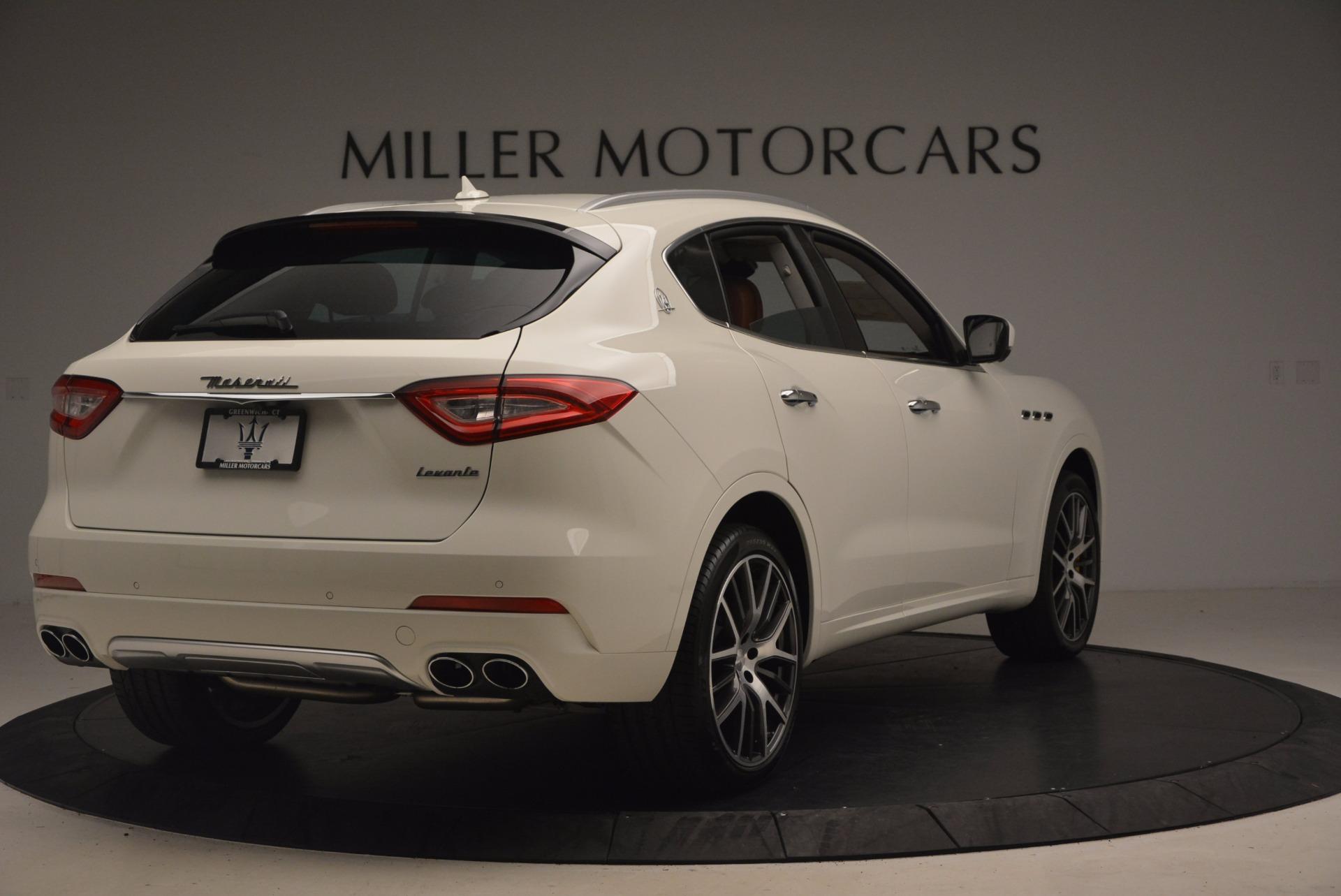 New 2017 Maserati Levante S For Sale In Greenwich, CT 1171_p7