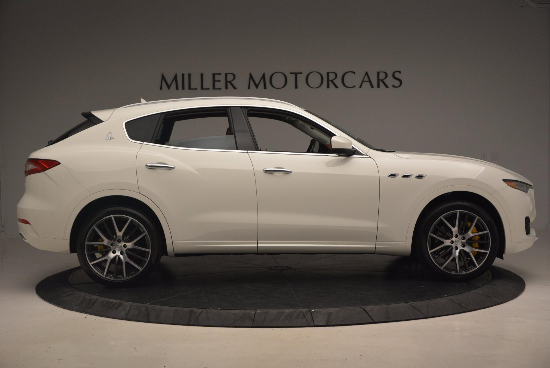 New 2017 Maserati Levante S For Sale In Greenwich, CT 1171_p9