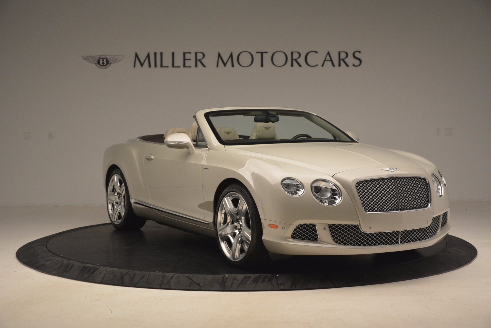Used 2013 Bentley Continental GT  For Sale In Greenwich, CT 1172_p11