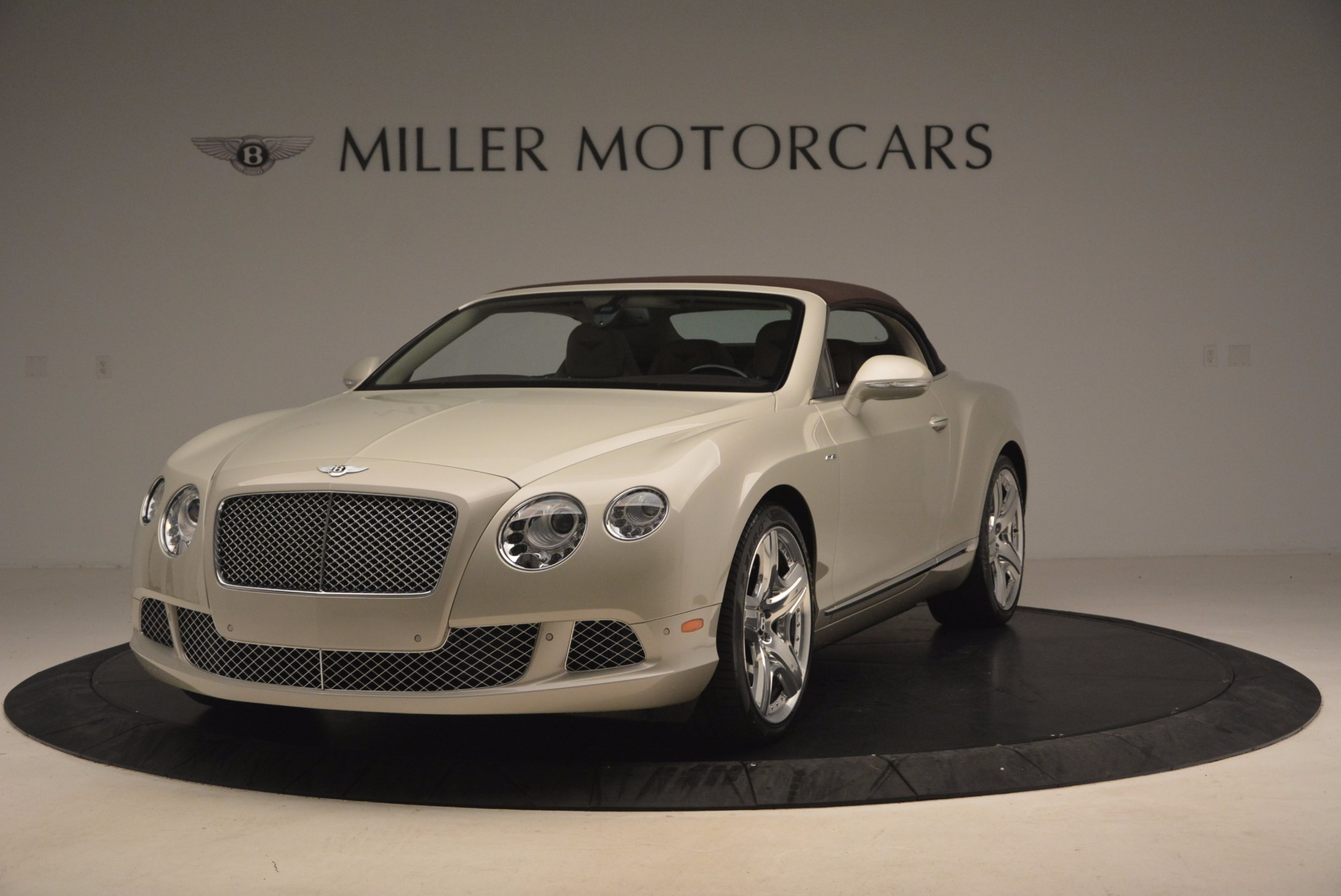 Used 2013 Bentley Continental GT  For Sale In Greenwich, CT 1172_p13