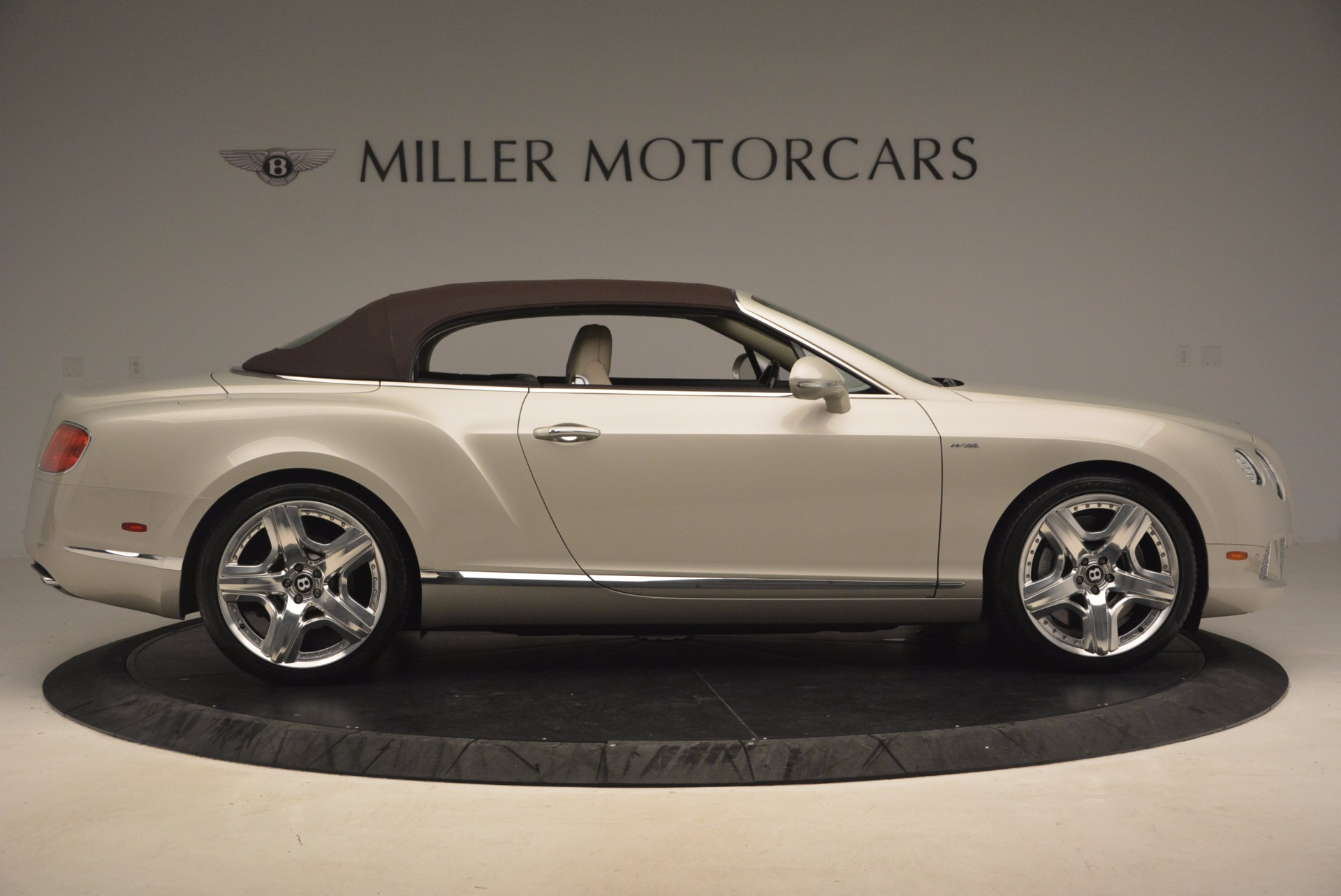 Used 2013 Bentley Continental GT  For Sale In Greenwich, CT 1172_p21