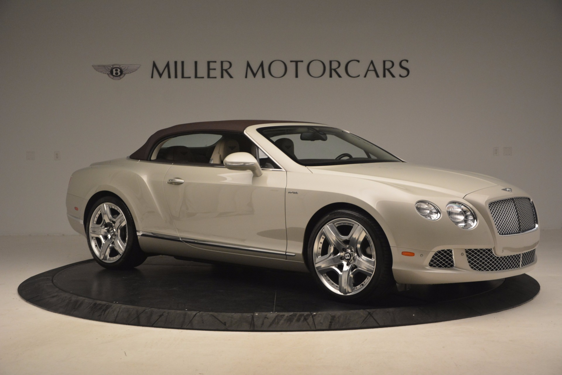 Used 2013 Bentley Continental GT  For Sale In Greenwich, CT 1172_p22