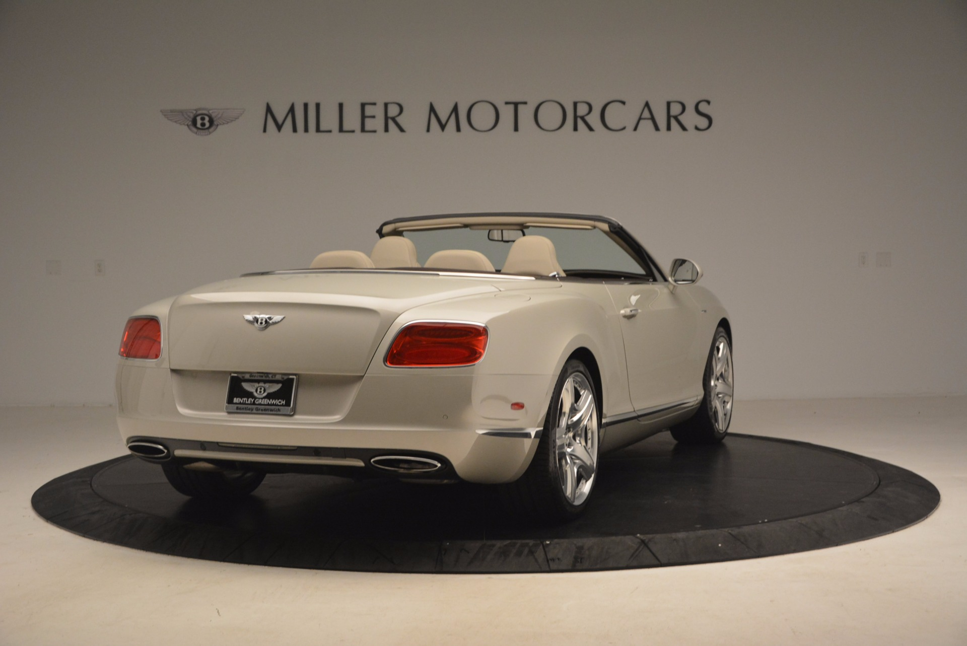 Used 2013 Bentley Continental GT  For Sale In Greenwich, CT 1172_p7