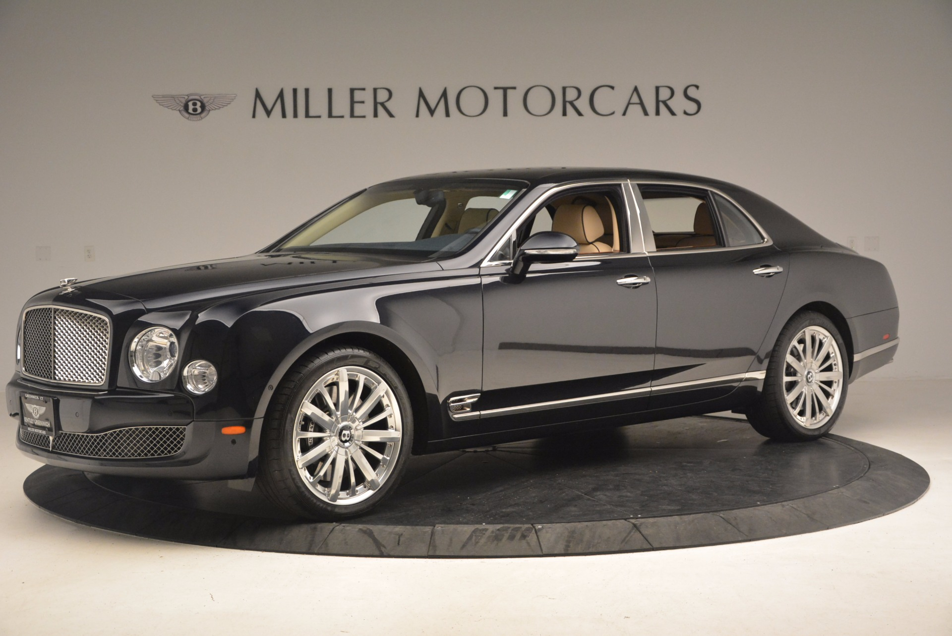 Used 2016 Bentley Mulsanne  For Sale In Greenwich, CT 1173_p2