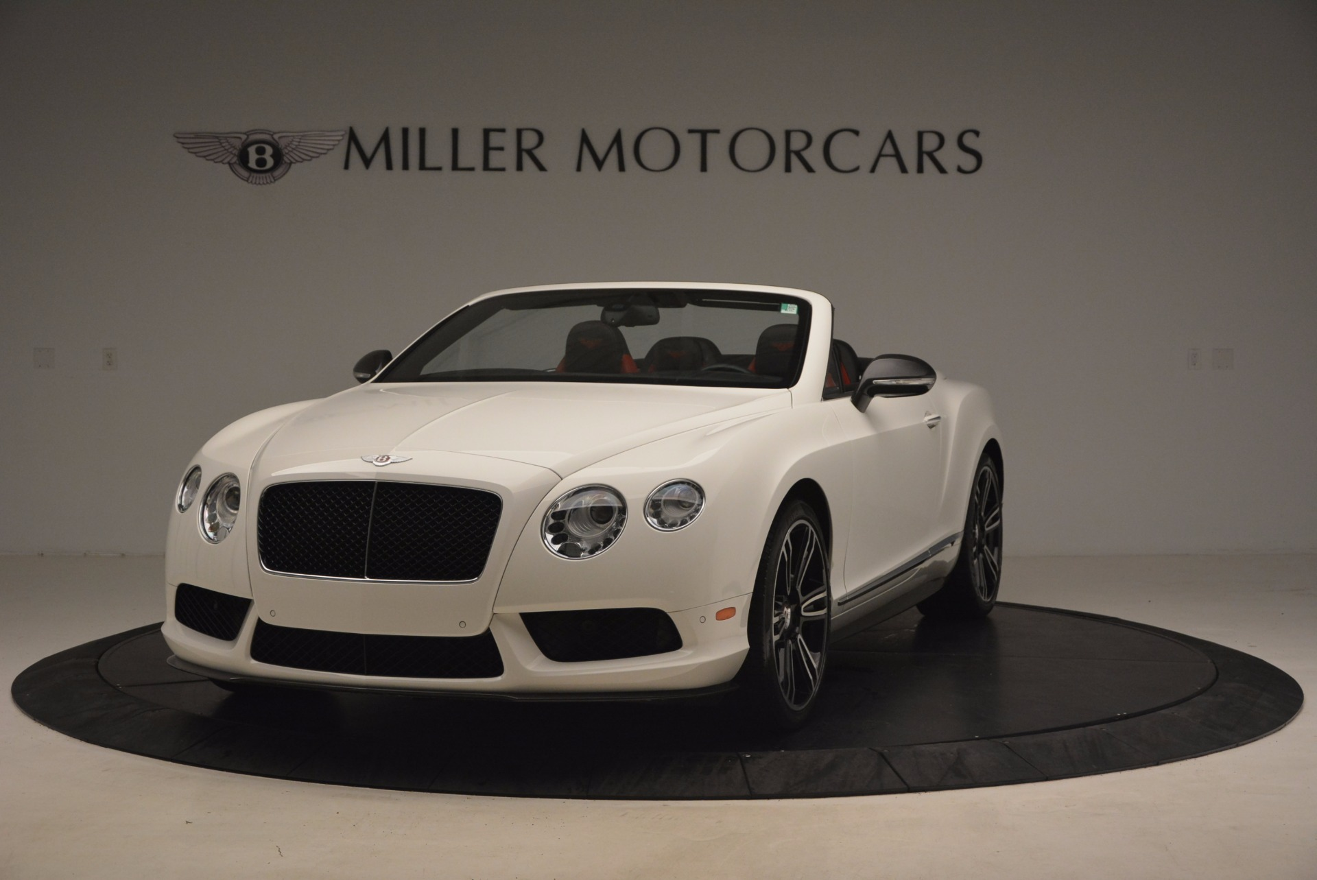 Used 2013 Bentley Continental GT V8 For Sale In Greenwich, CT 1174_main