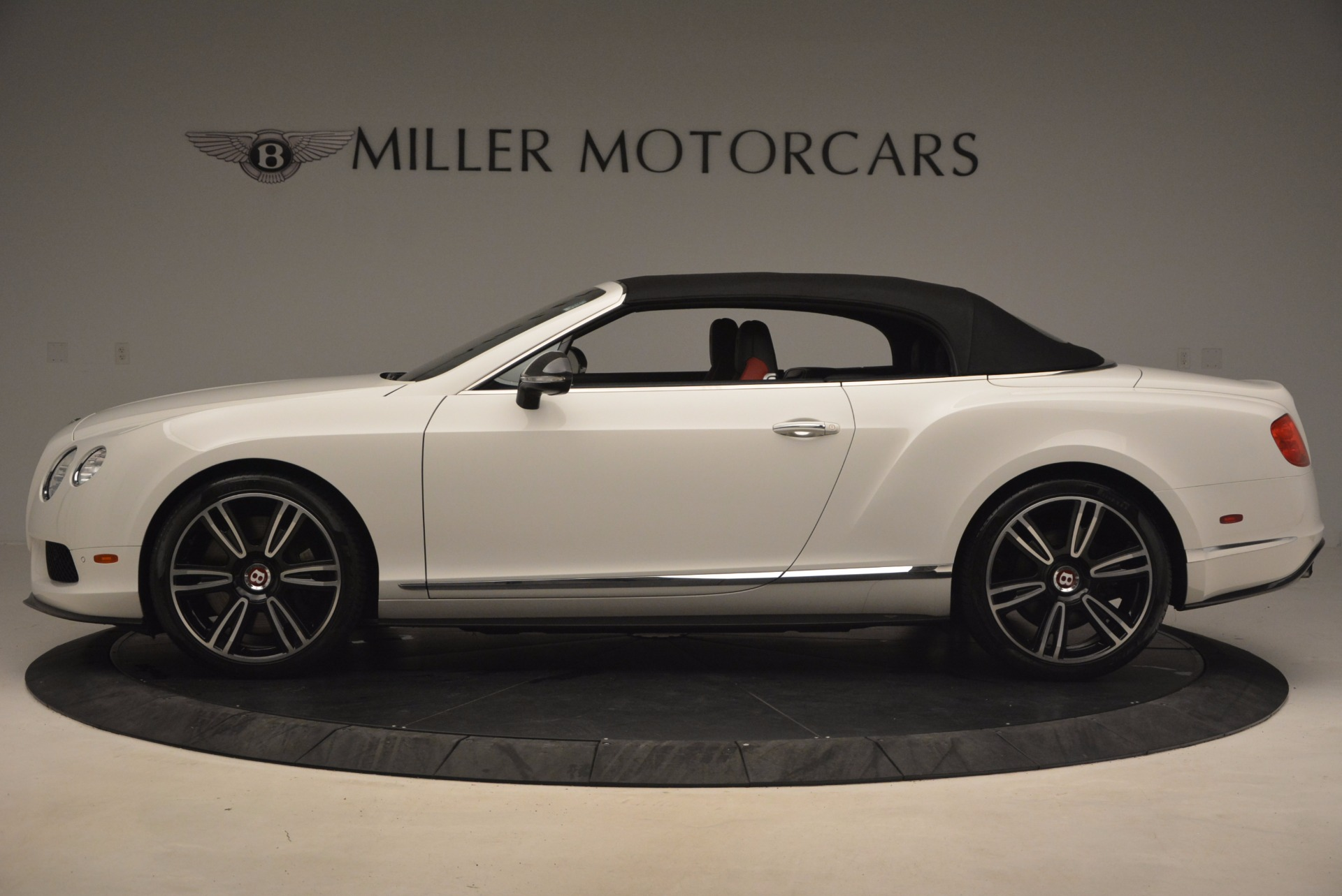 Used 2013 Bentley Continental GT V8 For Sale In Greenwich, CT 1174_p16