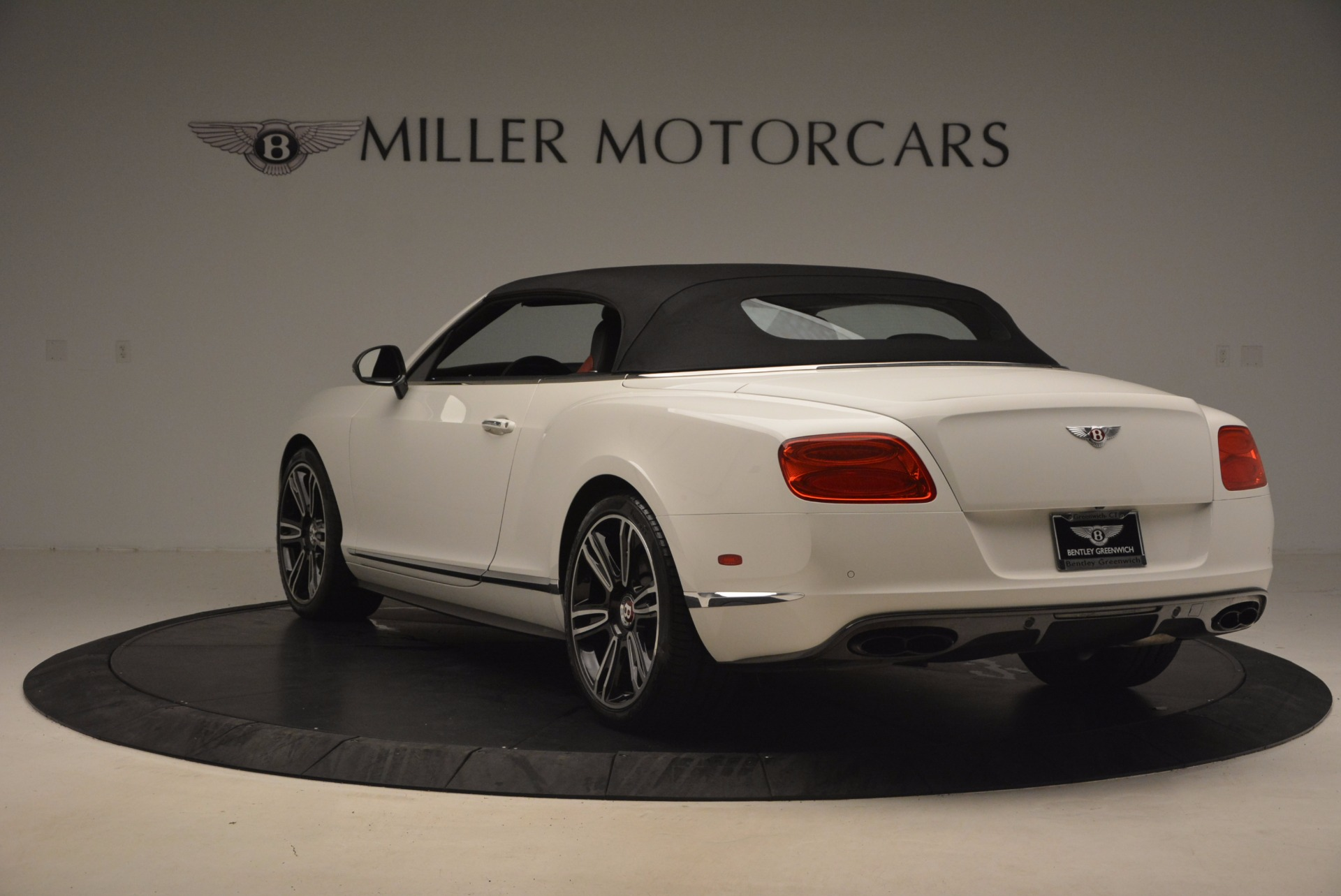 Used 2013 Bentley Continental GT V8 For Sale In Greenwich, CT 1174_p18