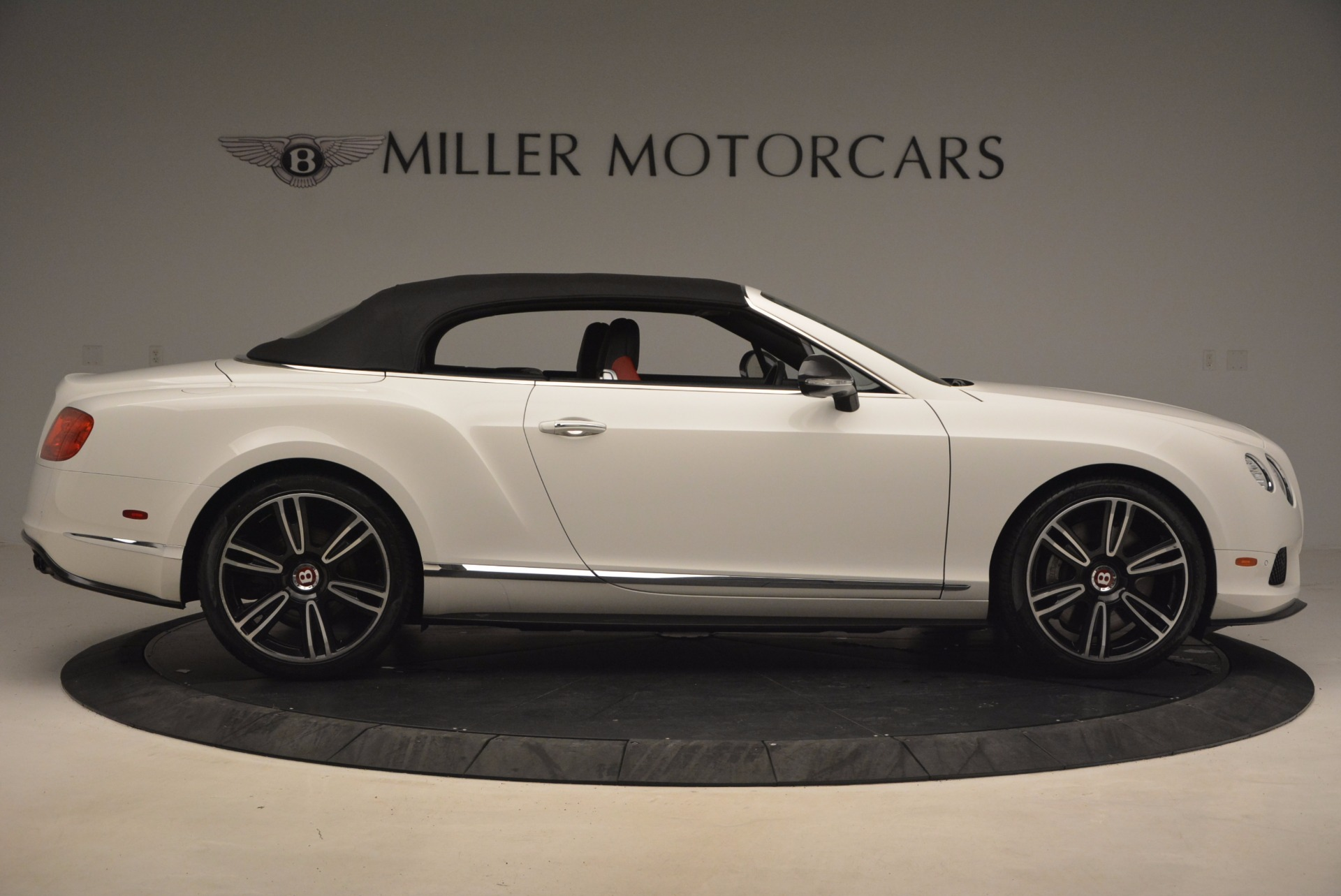 Used 2013 Bentley Continental GT V8 For Sale In Greenwich, CT 1174_p22