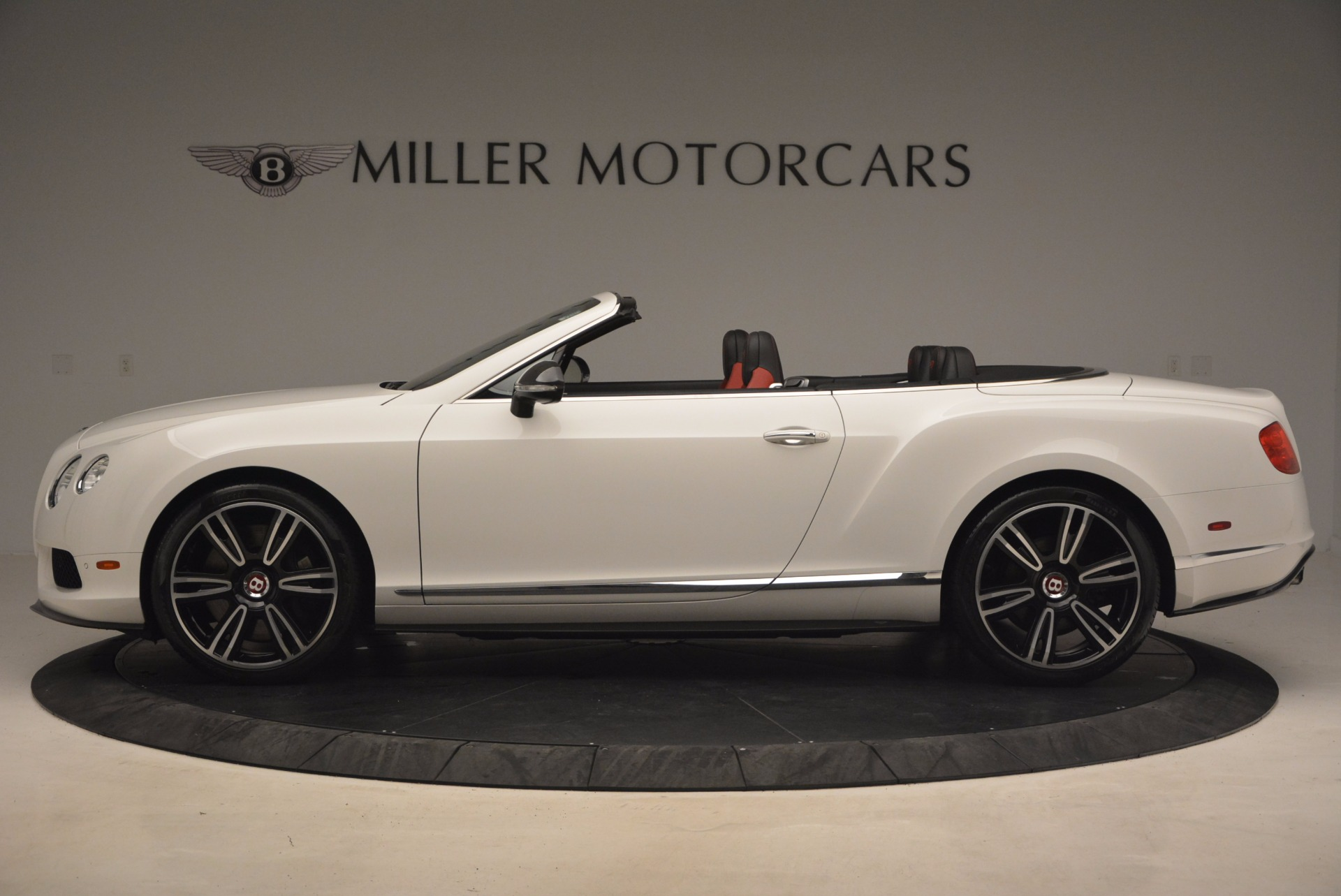 Used 2013 Bentley Continental GT V8 For Sale In Greenwich, CT 1174_p4