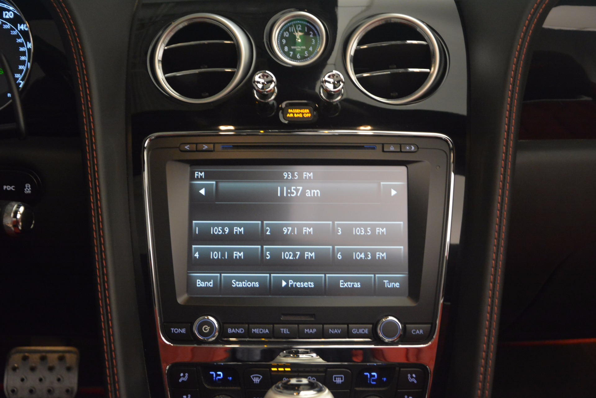 Used 2013 Bentley Continental GT V8 For Sale In Greenwich, CT 1174_p53