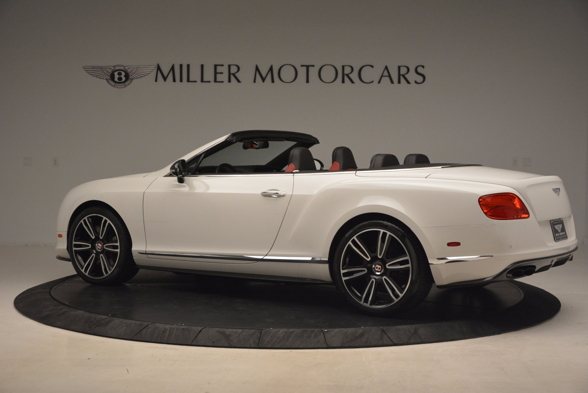 Used 2013 Bentley Continental GT V8 For Sale In Greenwich, CT 1174_p5