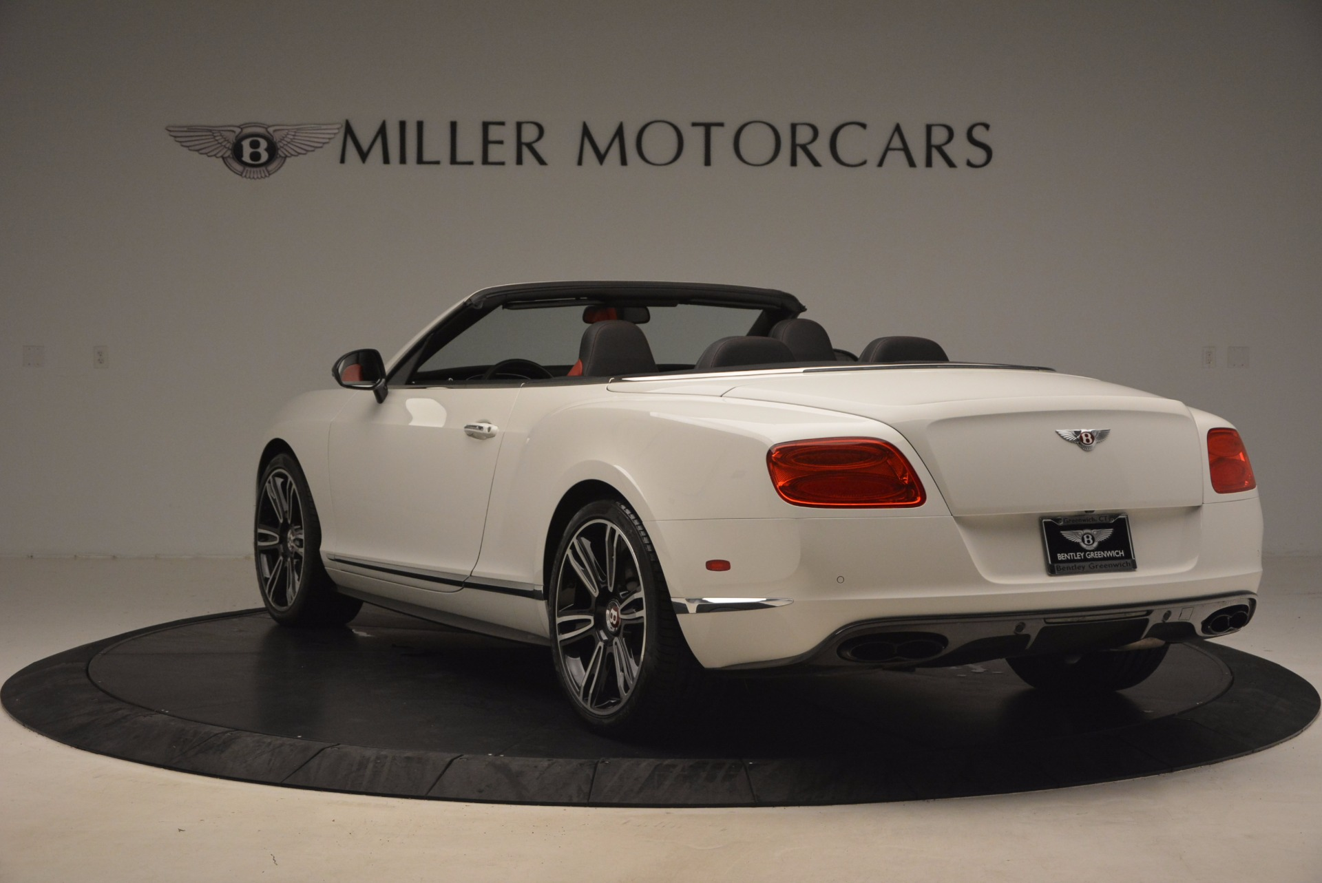Used 2013 Bentley Continental GT V8 For Sale In Greenwich, CT 1174_p6