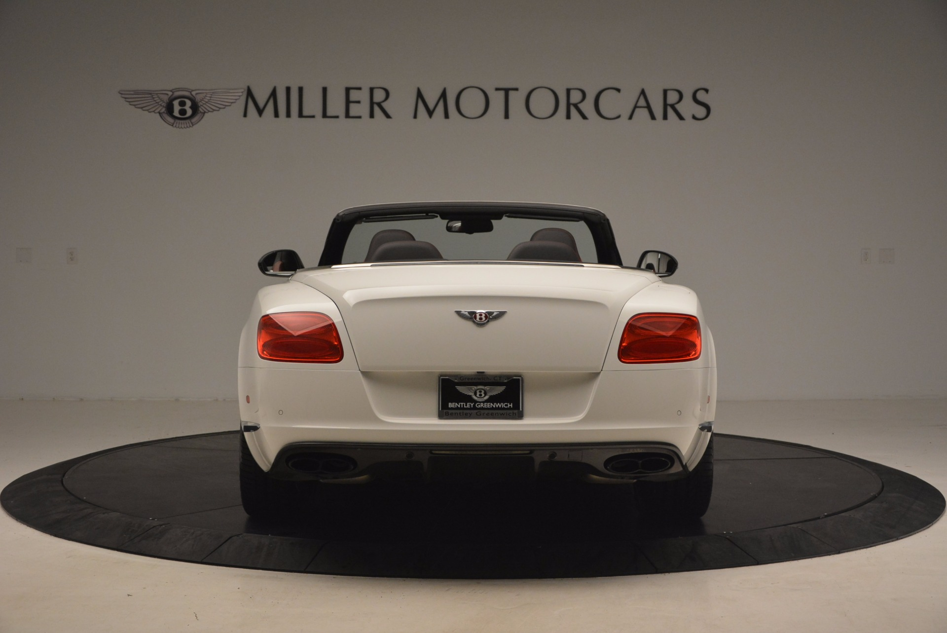 Used 2013 Bentley Continental GT V8 For Sale In Greenwich, CT 1174_p7