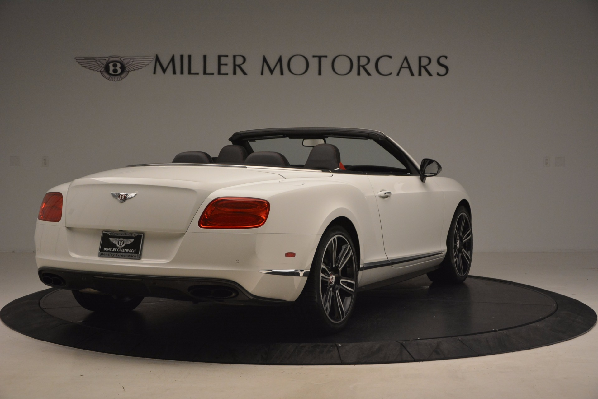 Used 2013 Bentley Continental GT V8 For Sale In Greenwich, CT 1174_p8