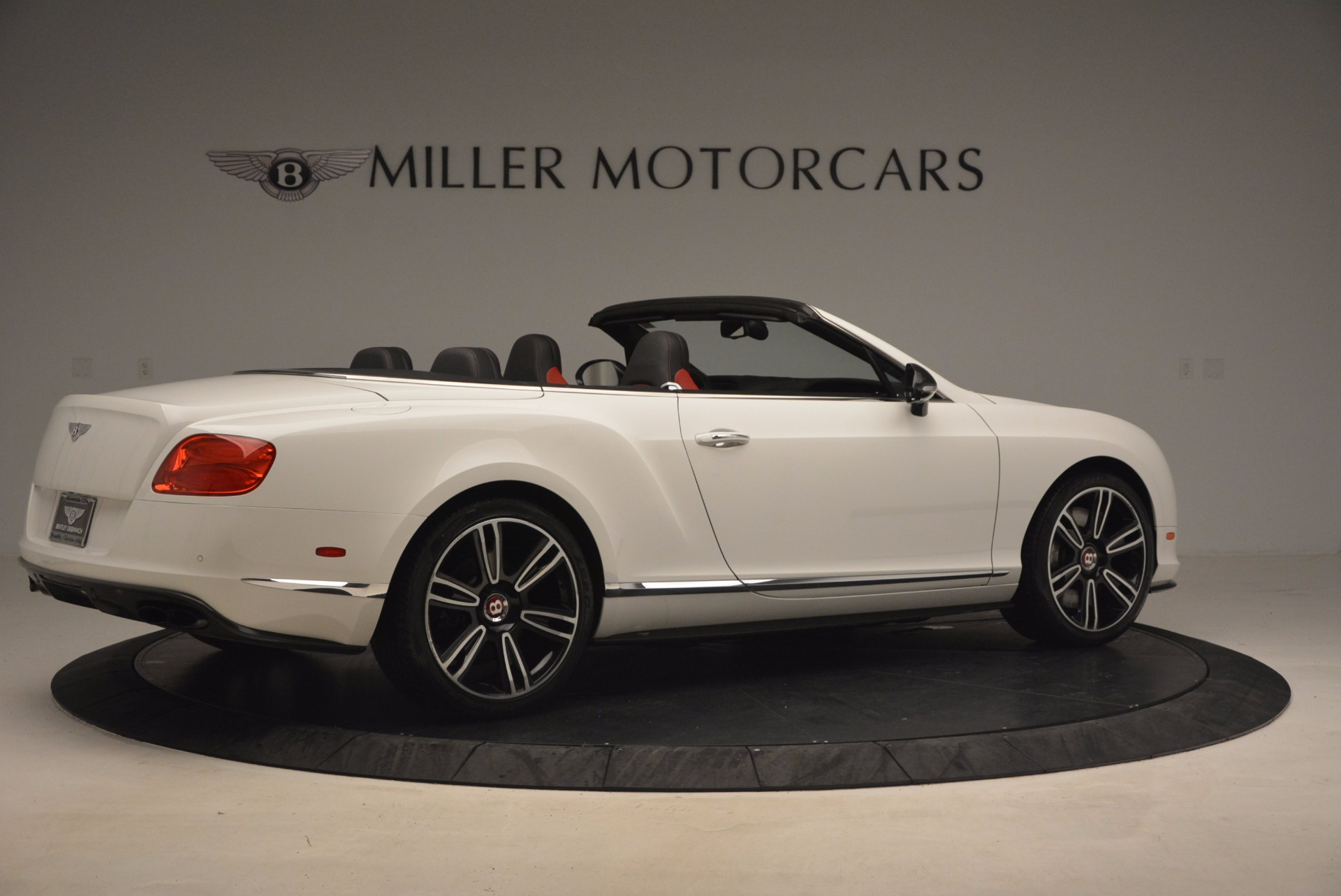 Used 2013 Bentley Continental GT V8 For Sale In Greenwich, CT 1174_p9