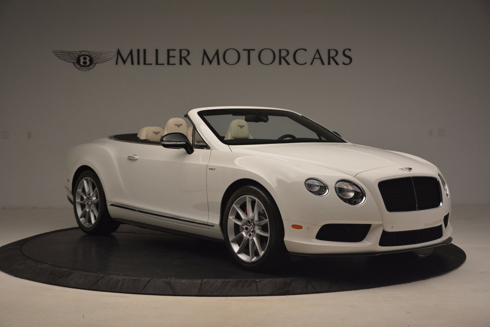Used 2015 Bentley Continental GT V8 S For Sale In Greenwich, CT 1175_p10
