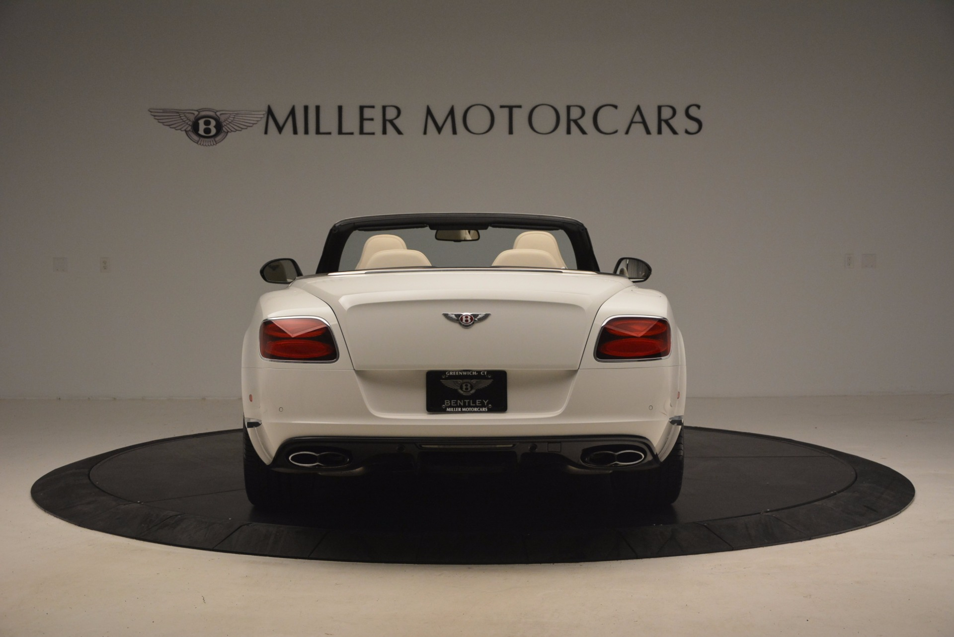 Used 2015 Bentley Continental GT V8 S For Sale In Greenwich, CT 1175_p6