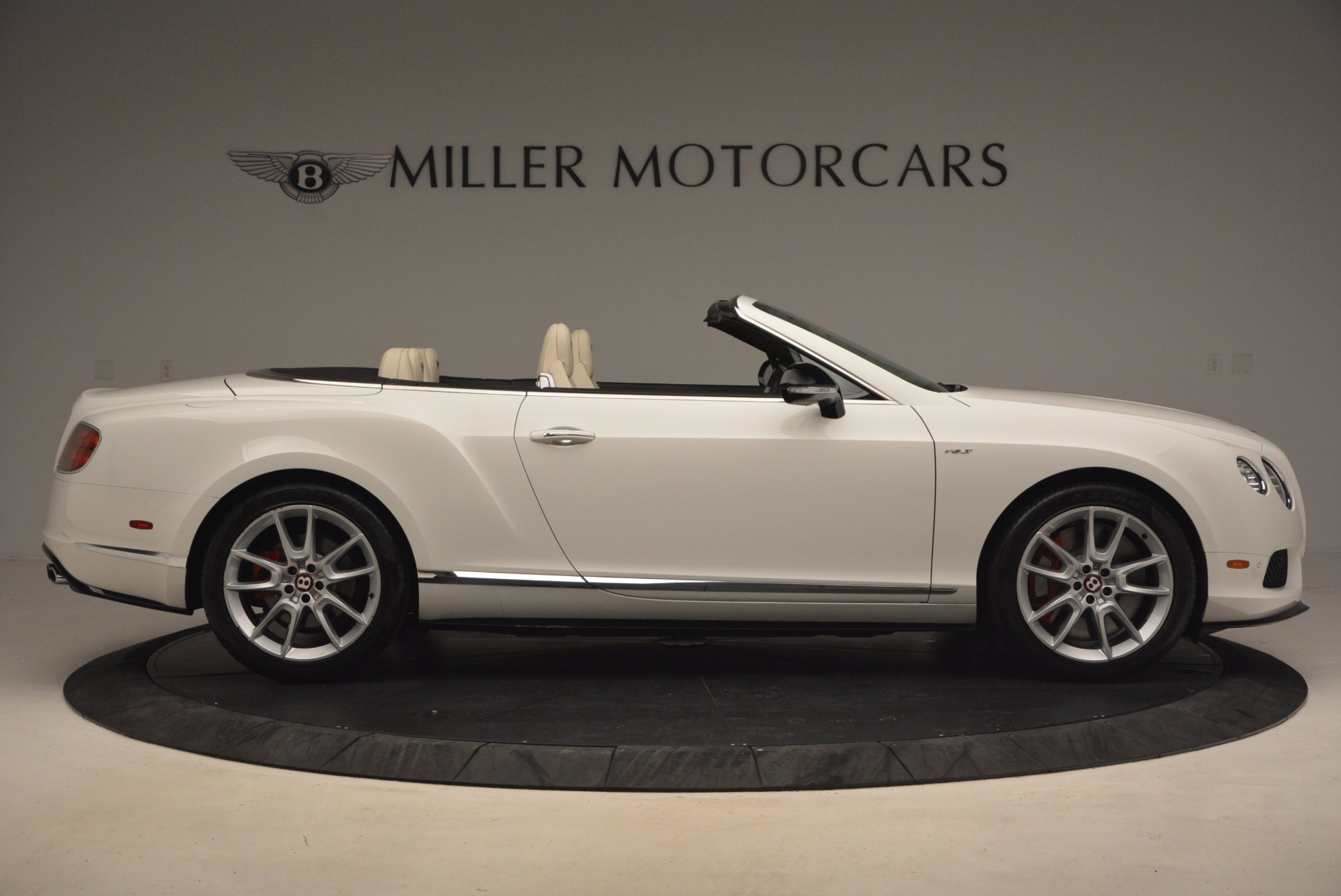 Used 2015 Bentley Continental GT V8 S For Sale In Greenwich, CT 1175_p9