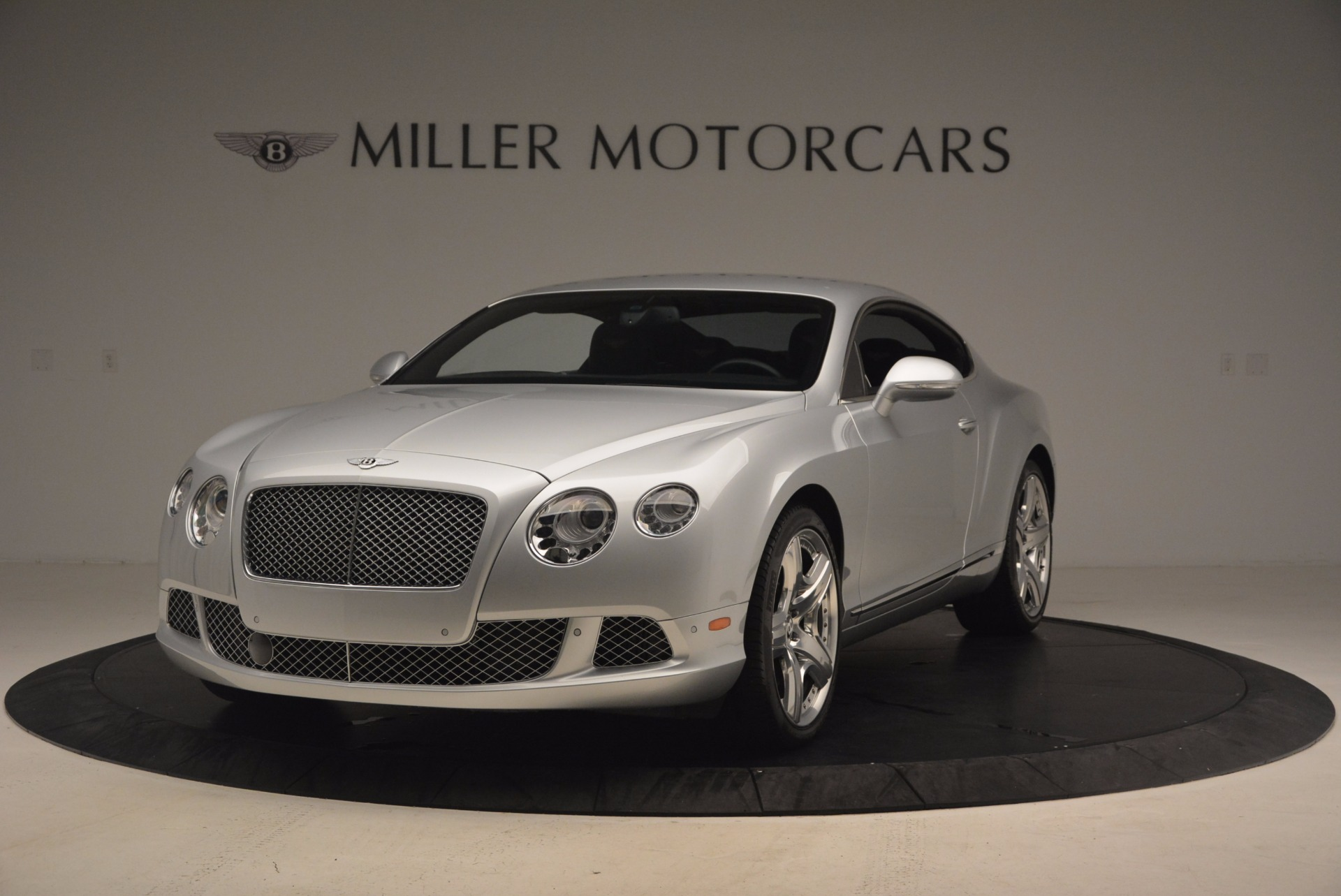 Used 2012 Bentley Continental GT  For Sale In Greenwich, CT 1176_main