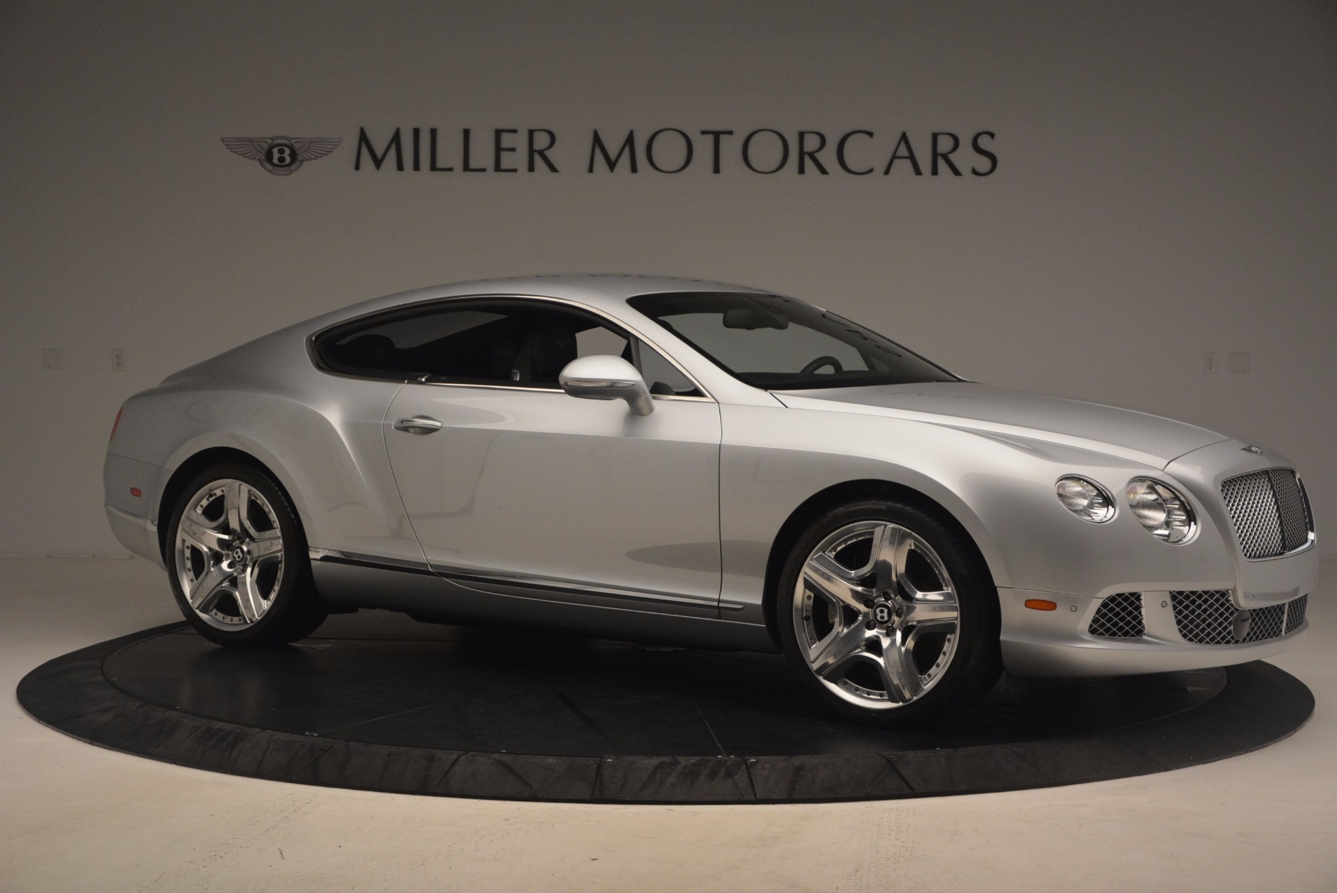 Used 2012 Bentley Continental GT  For Sale In Greenwich, CT 1176_p10