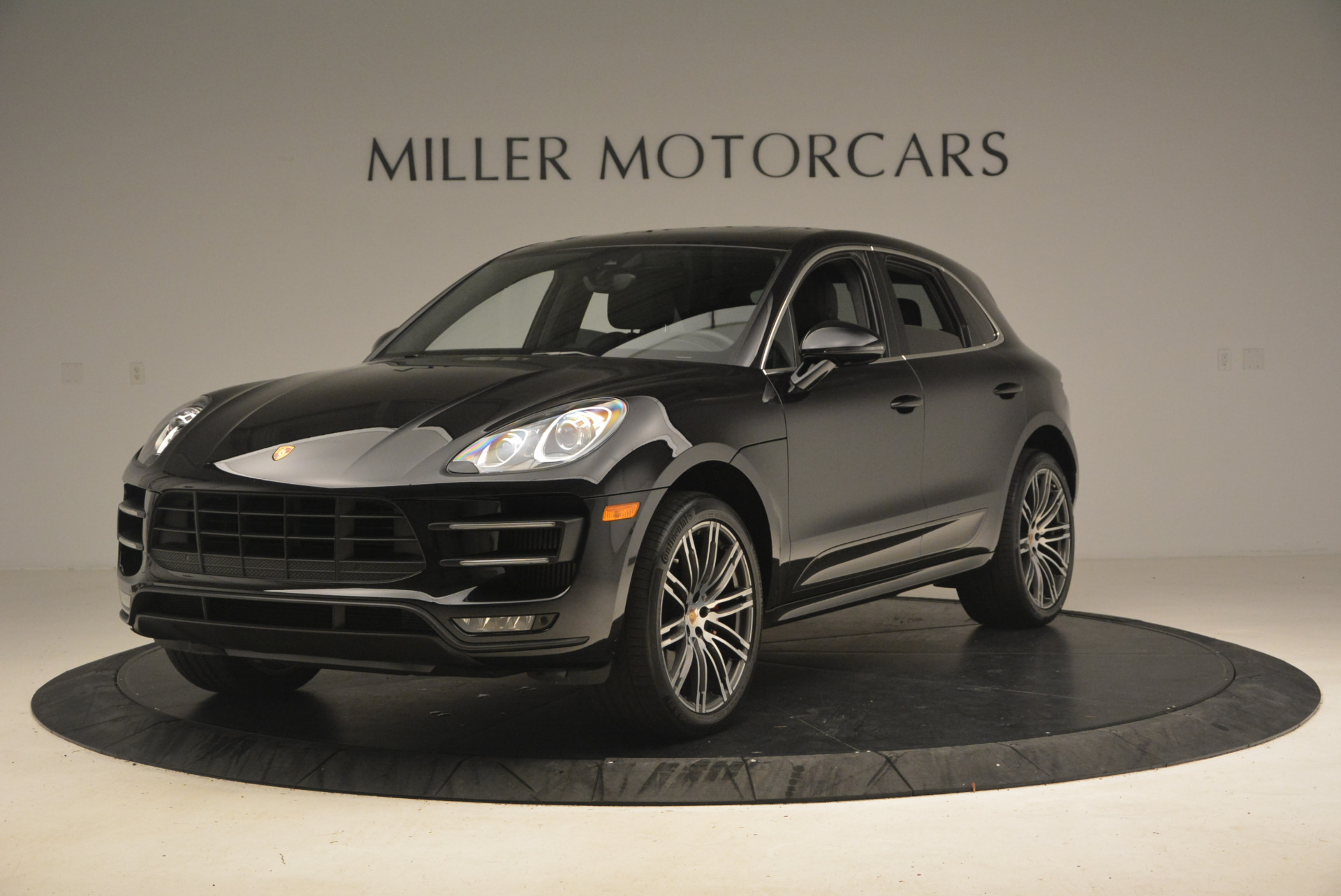 Used 2016 Porsche Macan Turbo For Sale In Greenwich, CT 1177_main