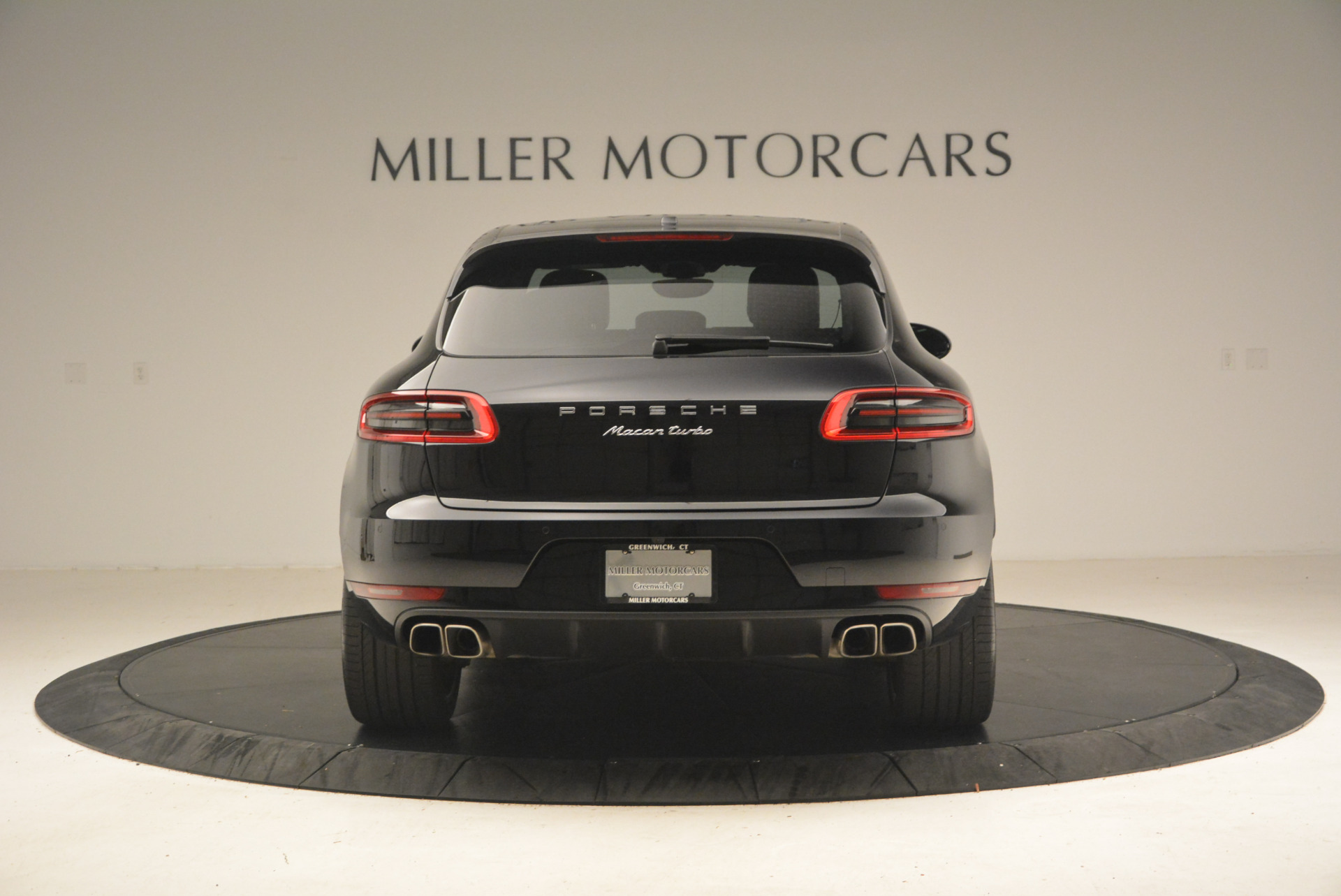 Used 2016 Porsche Macan Turbo For Sale In Greenwich, CT 1177_p6