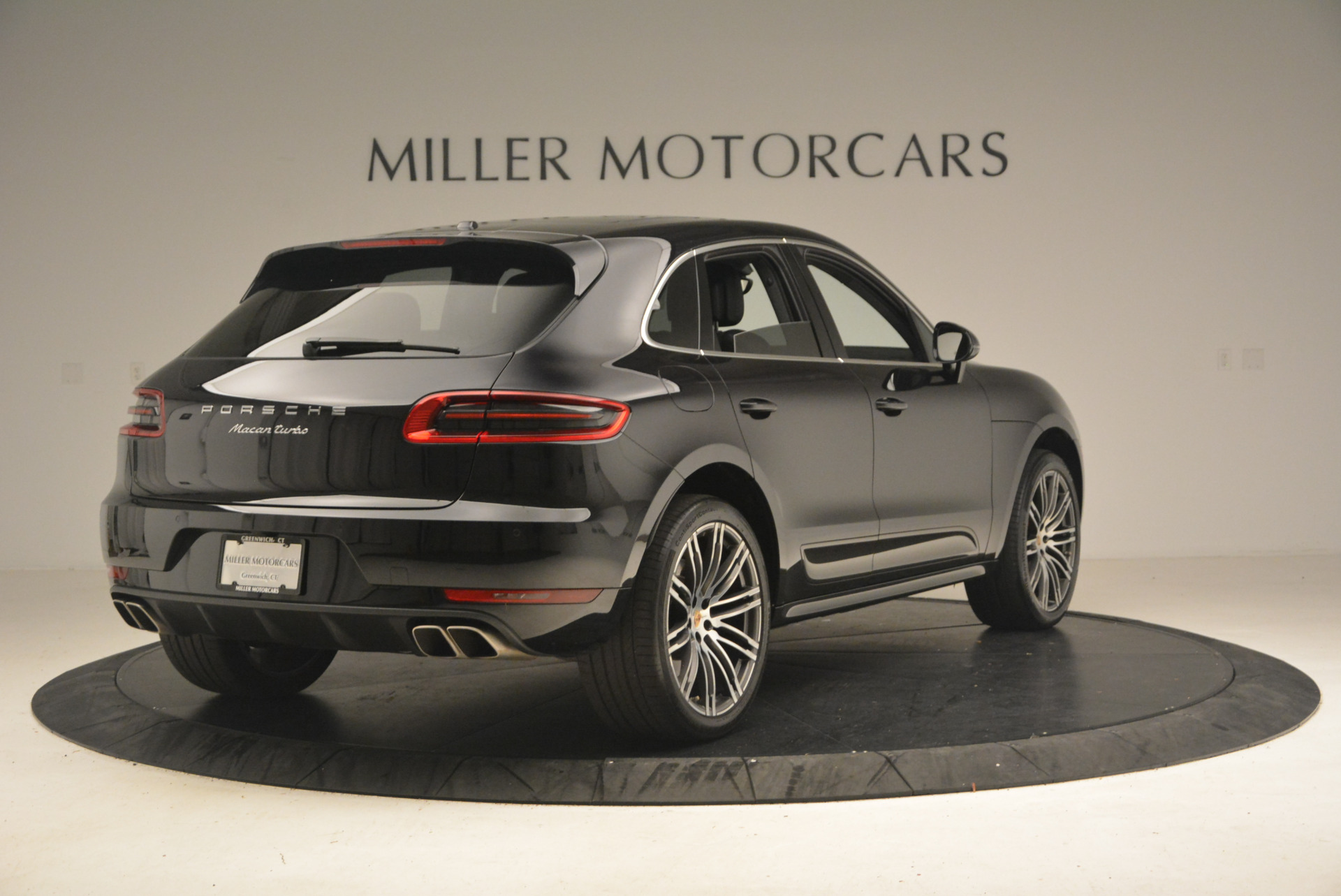 Used 2016 Porsche Macan Turbo For Sale In Greenwich, CT 1177_p7