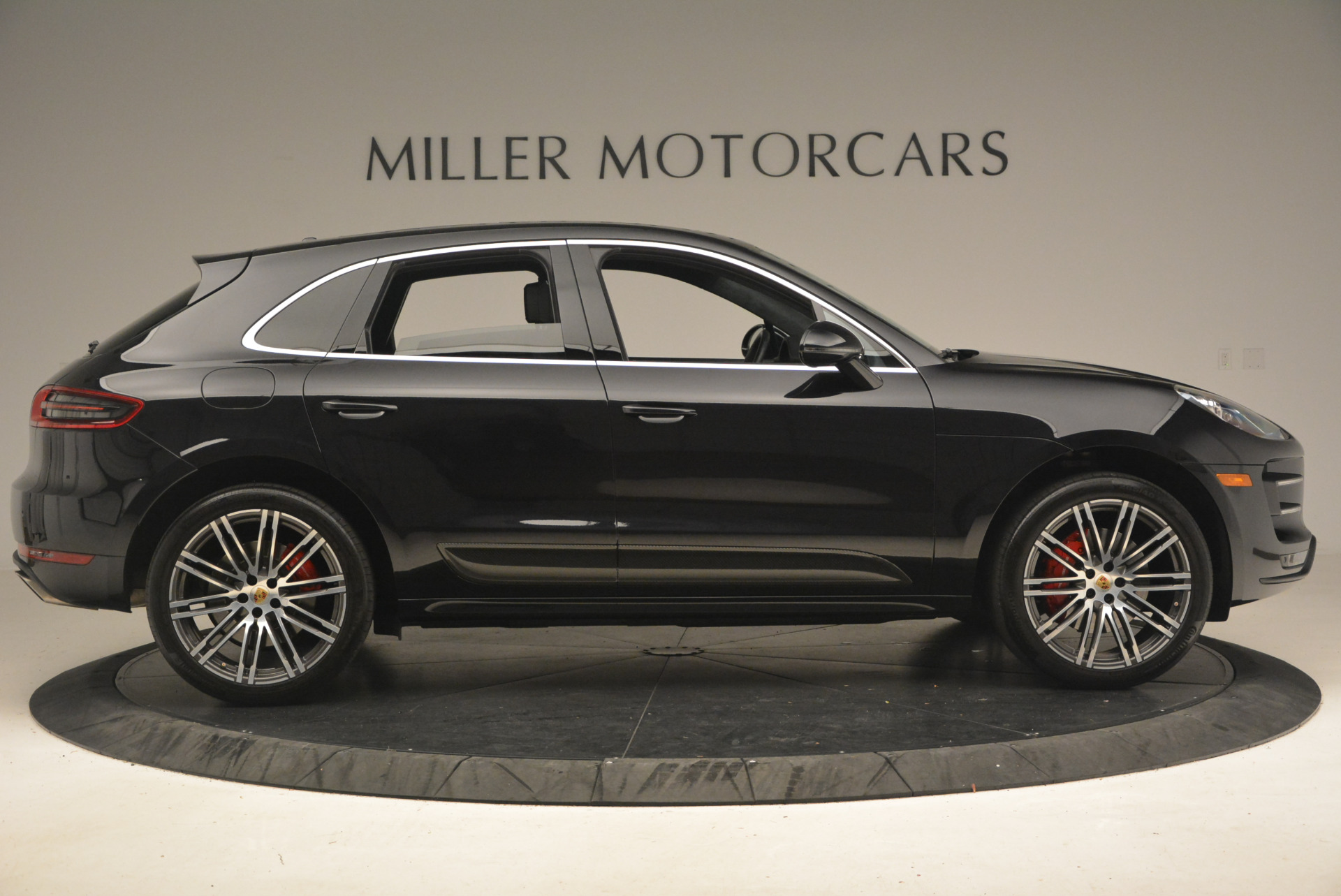 Used 2016 Porsche Macan Turbo For Sale In Greenwich, CT 1177_p9