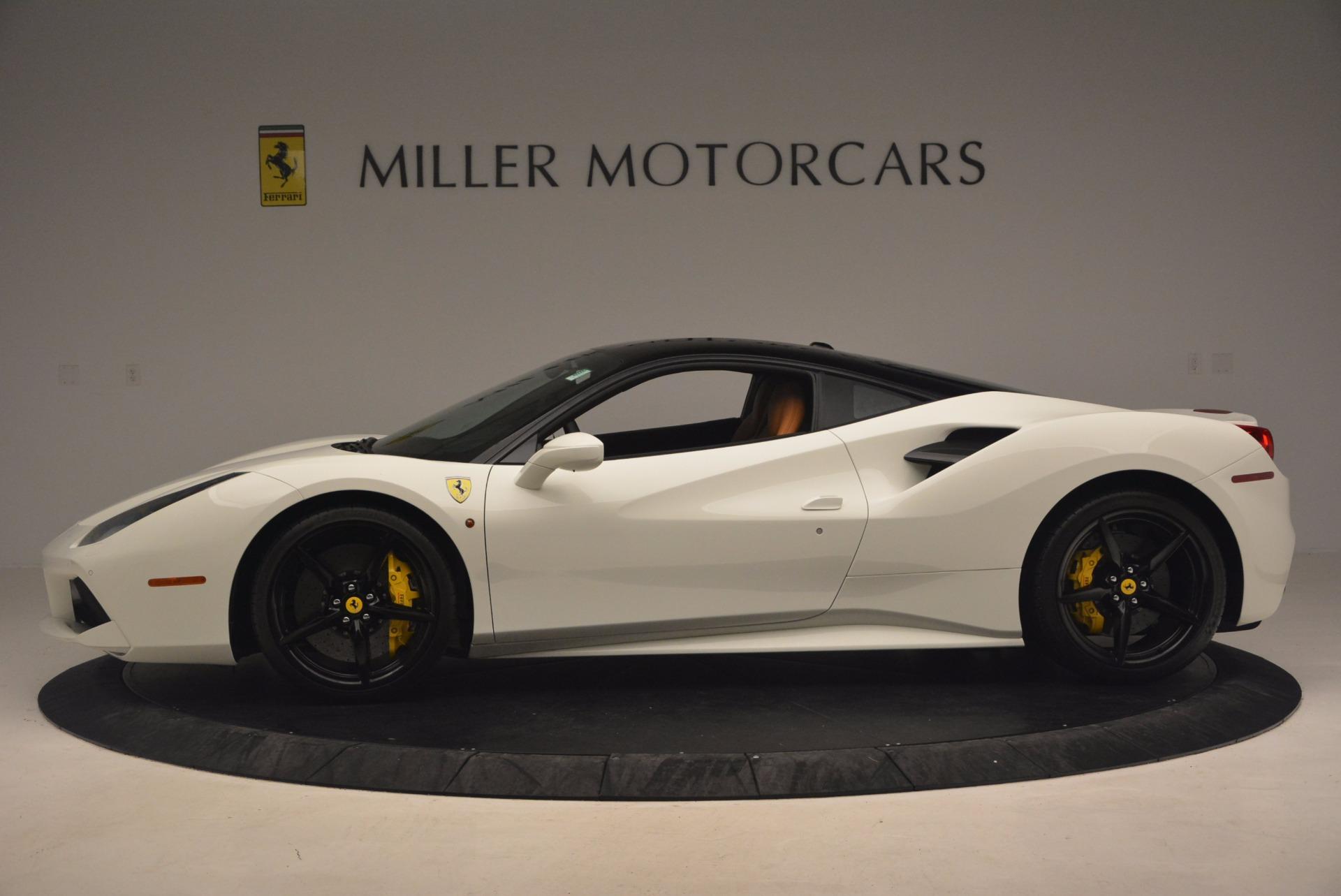 Used 2016 Ferrari 488 GTB  For Sale In Greenwich, CT 1178_p3