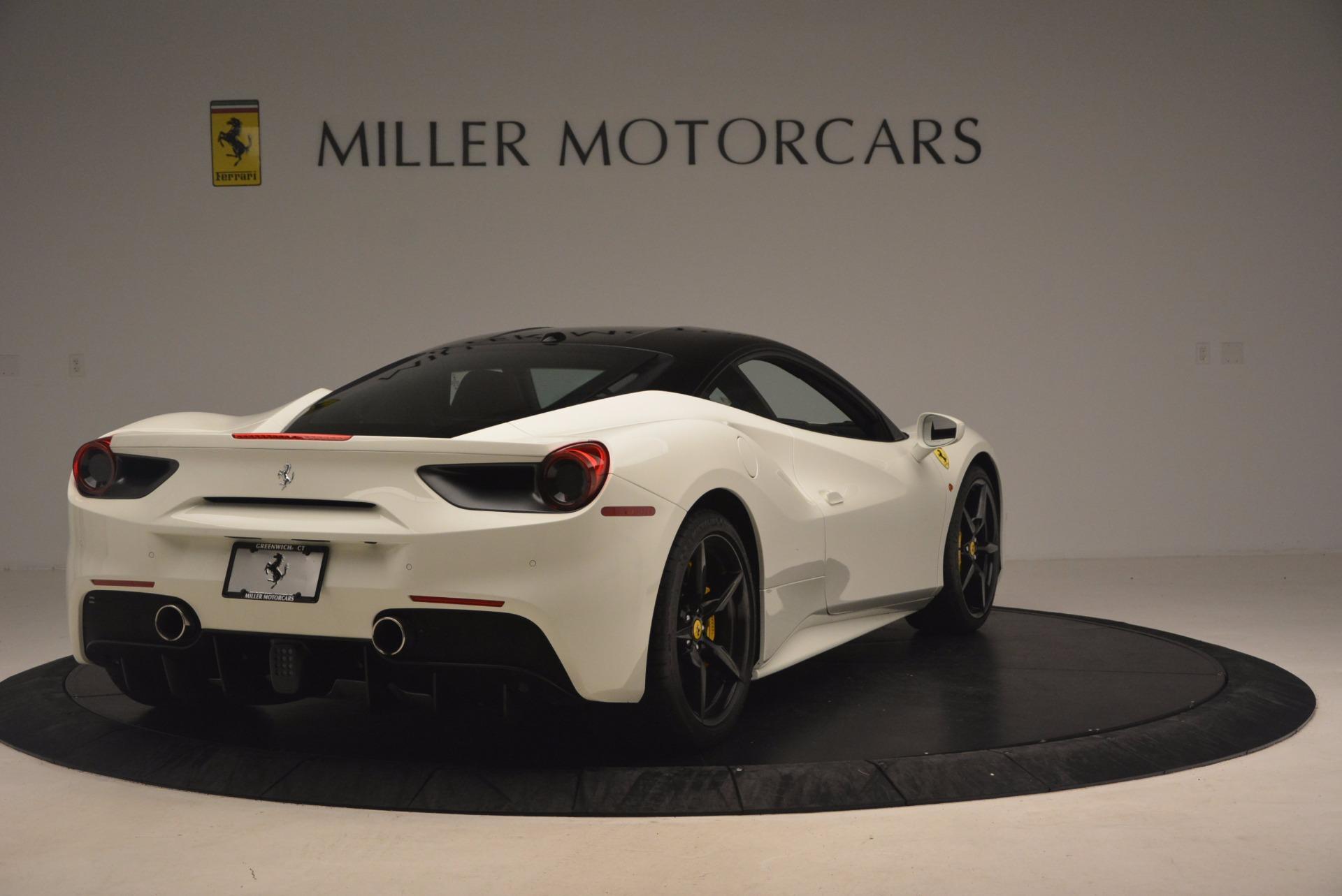 Used 2016 Ferrari 488 GTB  For Sale In Greenwich, CT 1178_p7