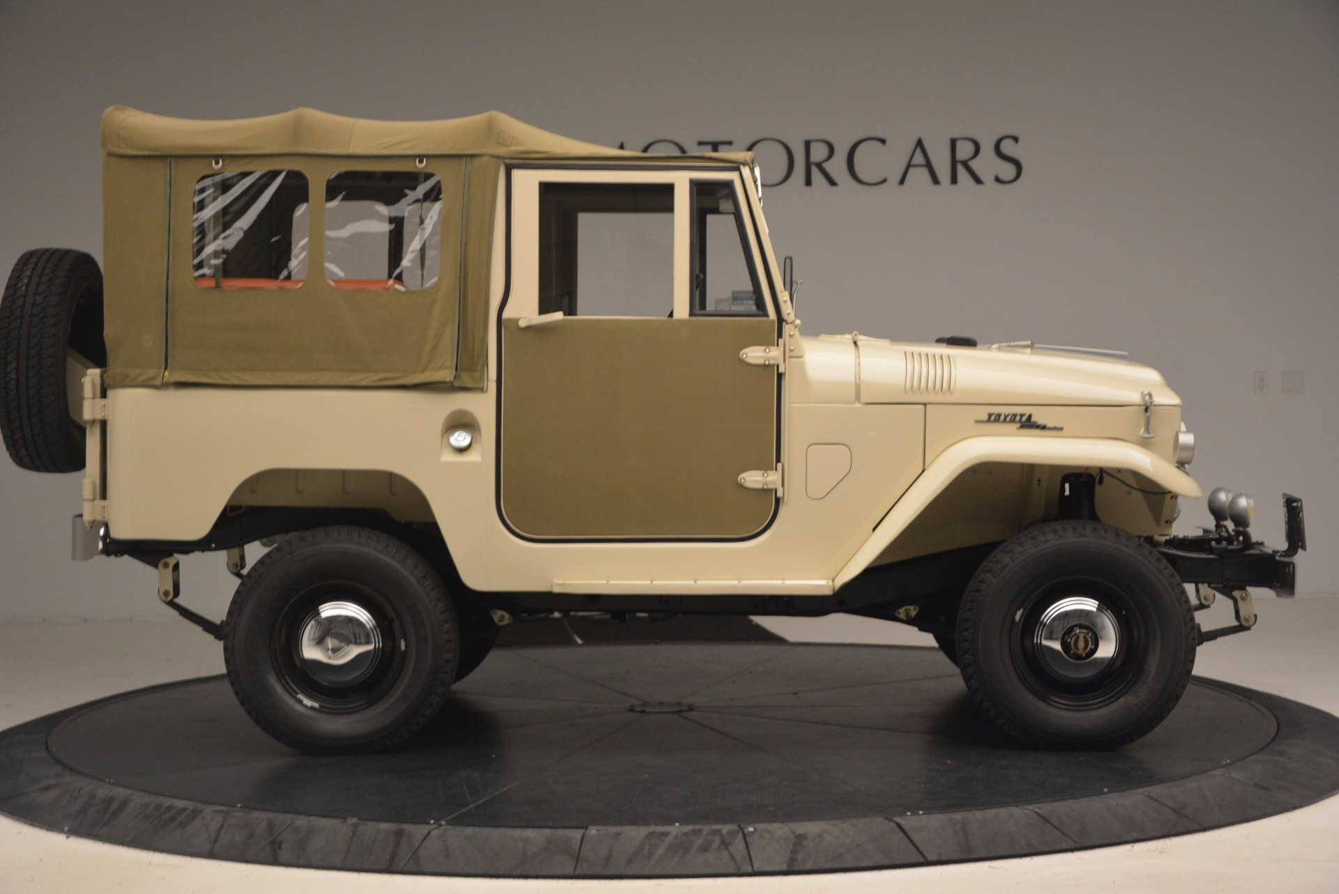 Used 1966 Toyota FJ40 Land Cruiser Land Cruiser For Sale In Greenwich, CT 1179_p12