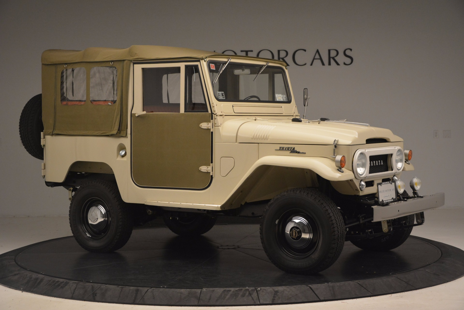 Used 1966 Toyota FJ40 Land Cruiser Land Cruiser For Sale In Greenwich, CT 1179_p13