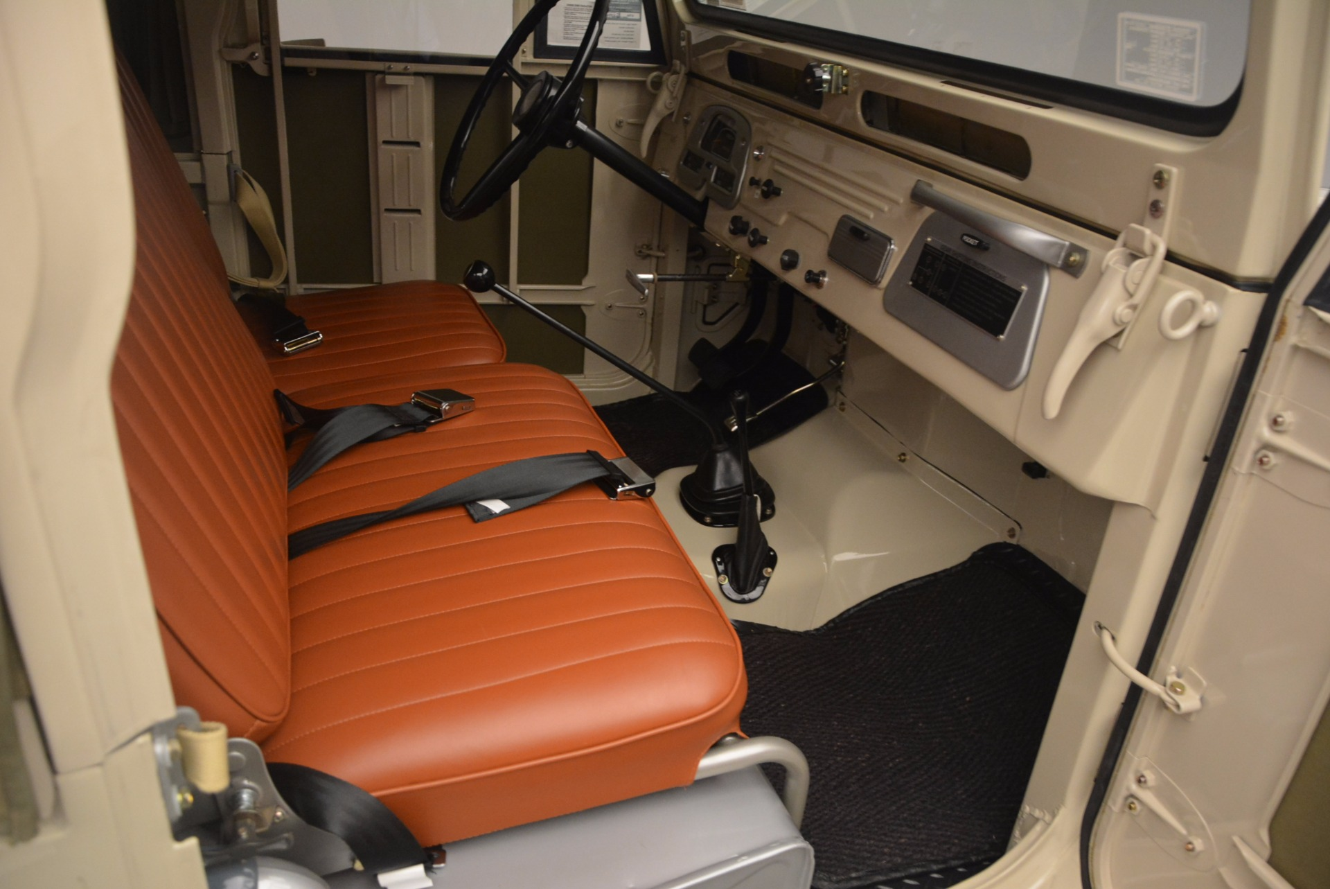 Used 1966 Toyota FJ40 Land Cruiser Land Cruiser For Sale In Greenwich, CT 1179_p19