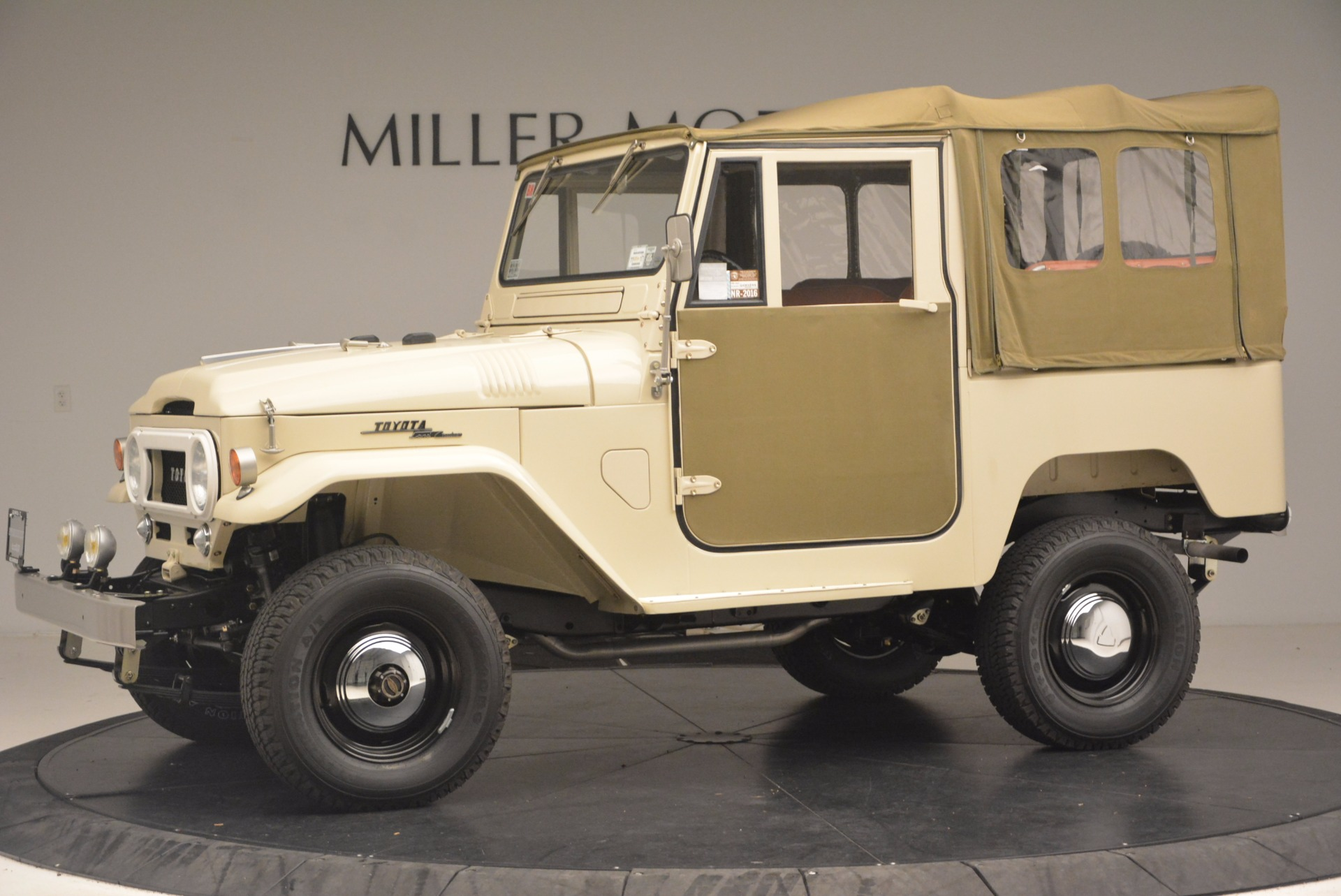 Used 1966 Toyota FJ40 Land Cruiser Land Cruiser For Sale In Greenwich, CT 1179_p3