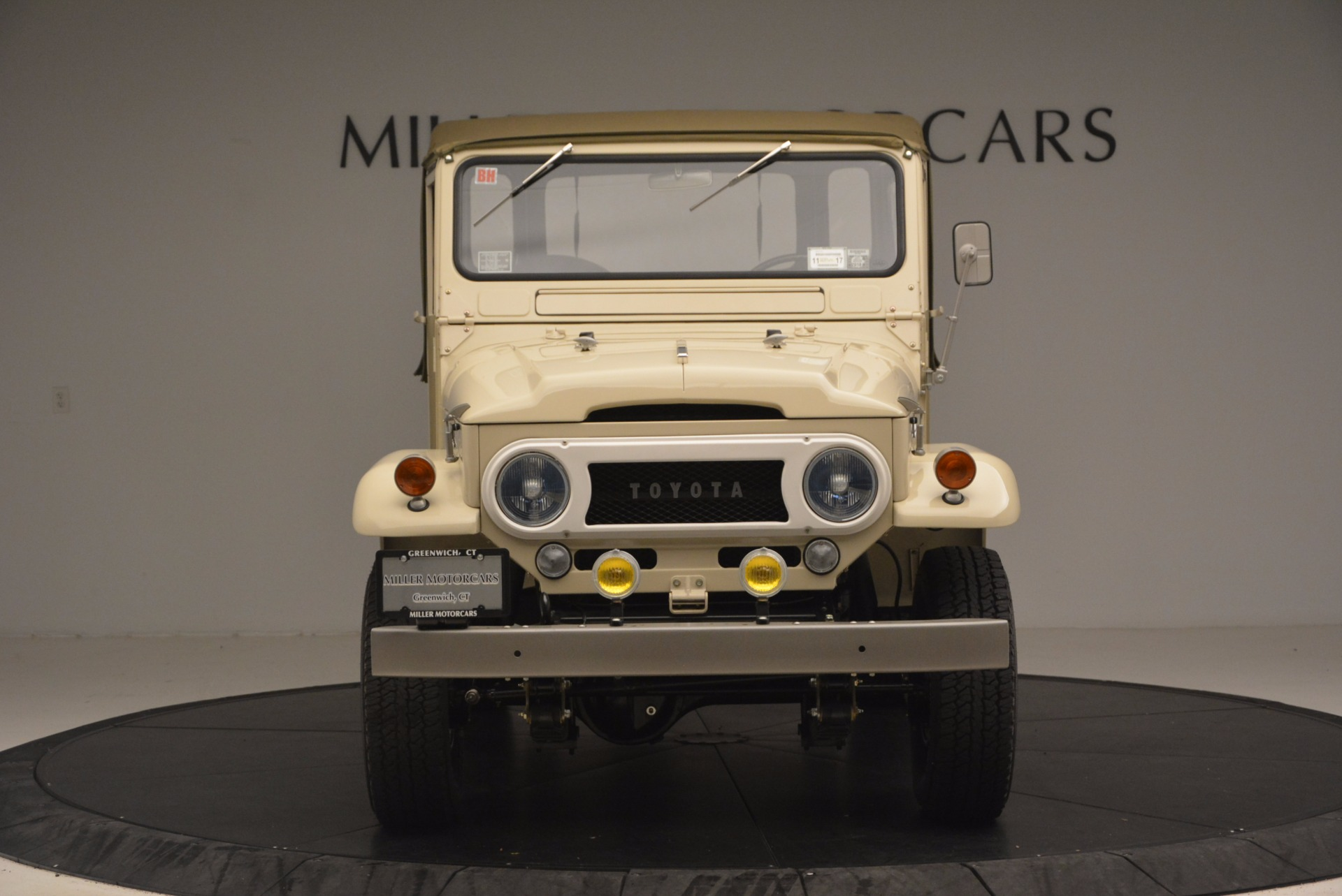 Used 1966 Toyota FJ40 Land Cruiser Land Cruiser For Sale In Greenwich, CT 1179_p8