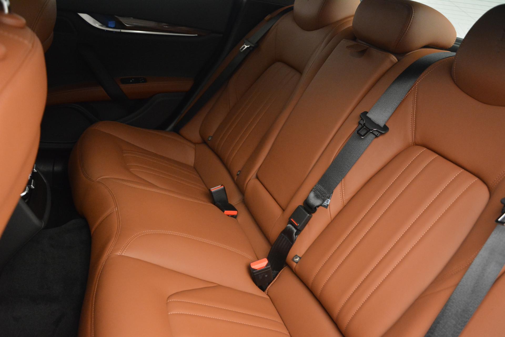 New 2016 Maserati Ghibli S Q4 For Sale In Greenwich, CT 118_p18