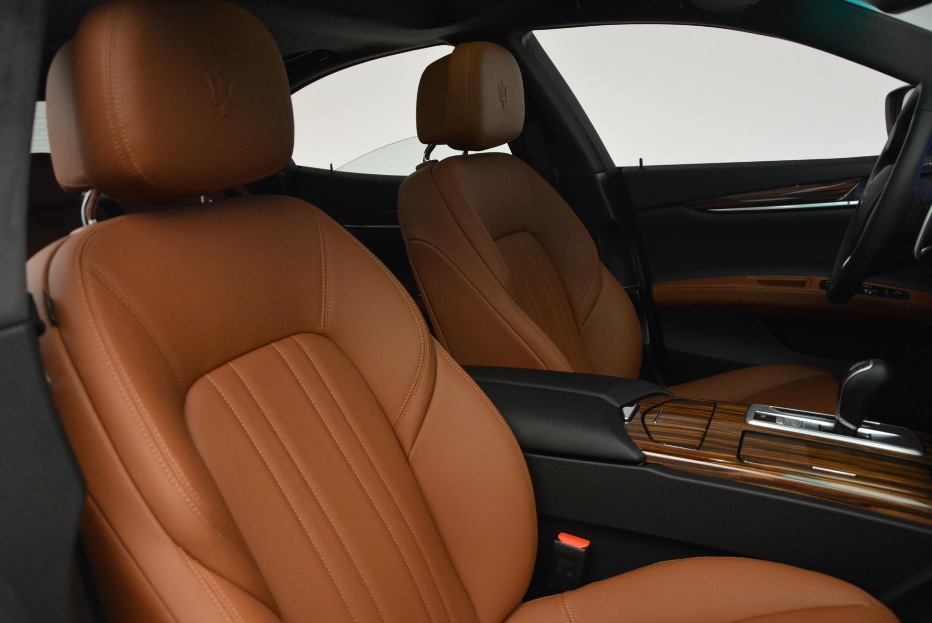 New 2016 Maserati Ghibli S Q4 For Sale In Greenwich, CT 118_p21