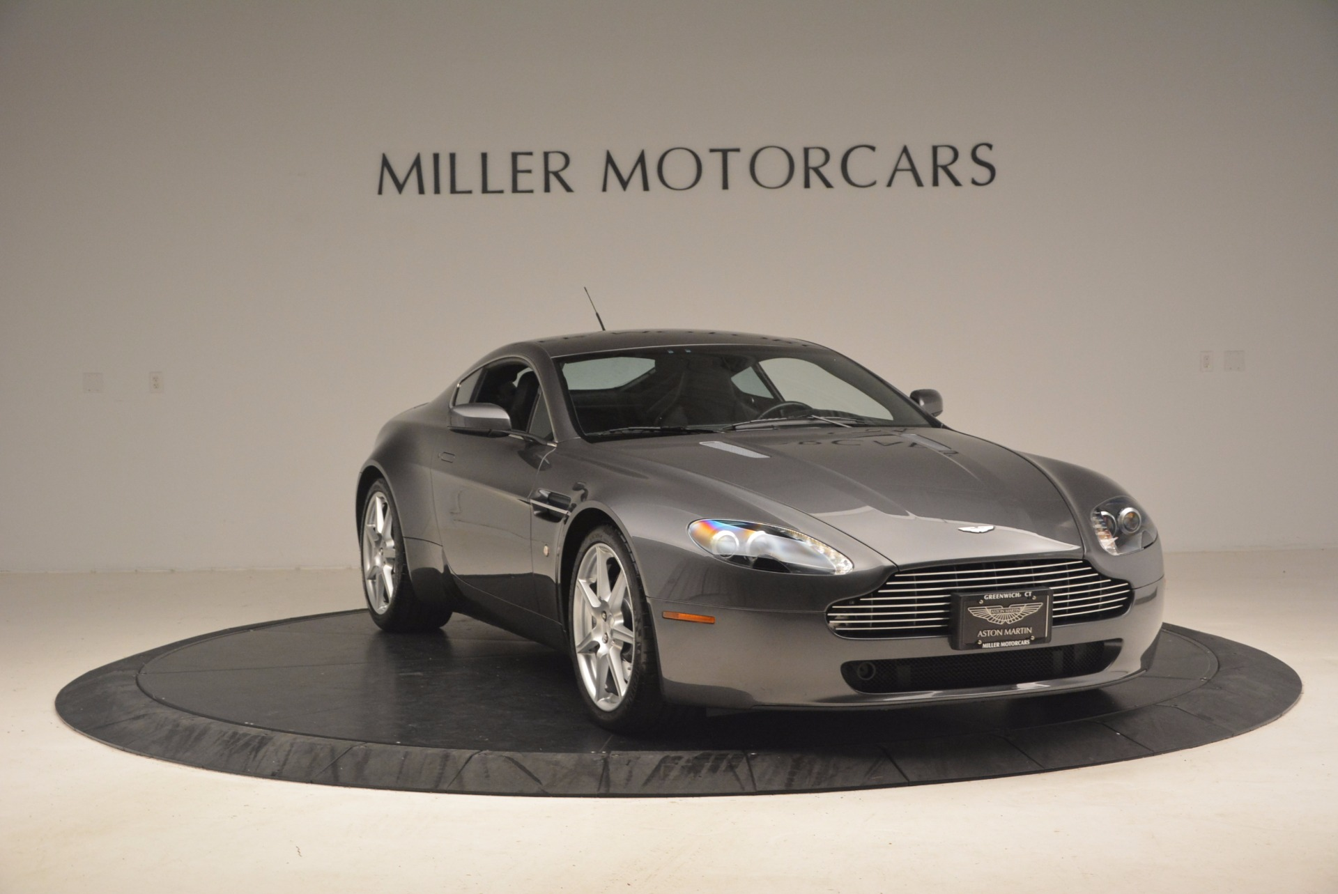 Used 2006 Aston Martin V8 Vantage Coupe  For Sale In Greenwich, CT 1180_p11