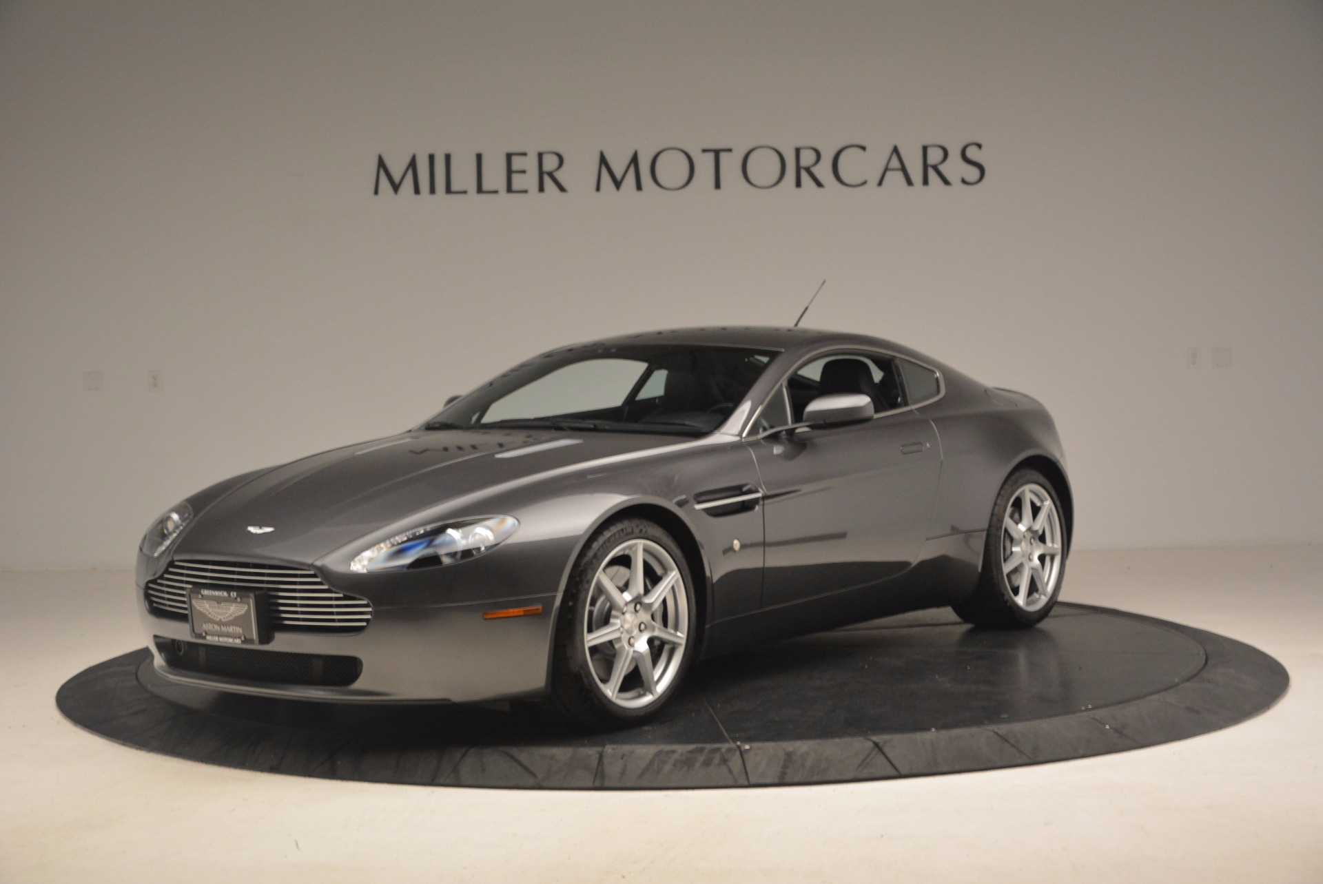 Used 2006 Aston Martin V8 Vantage Coupe  For Sale In Greenwich, CT 1180_p2