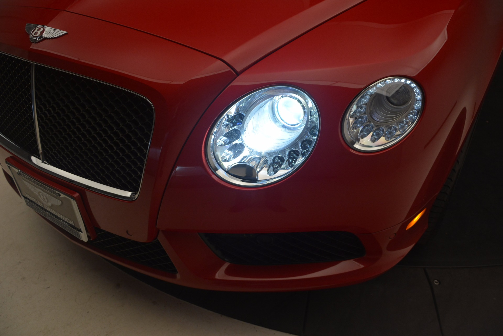 Used 2013 Bentley Continental GT V8 For Sale In Greenwich, CT 1185_p16