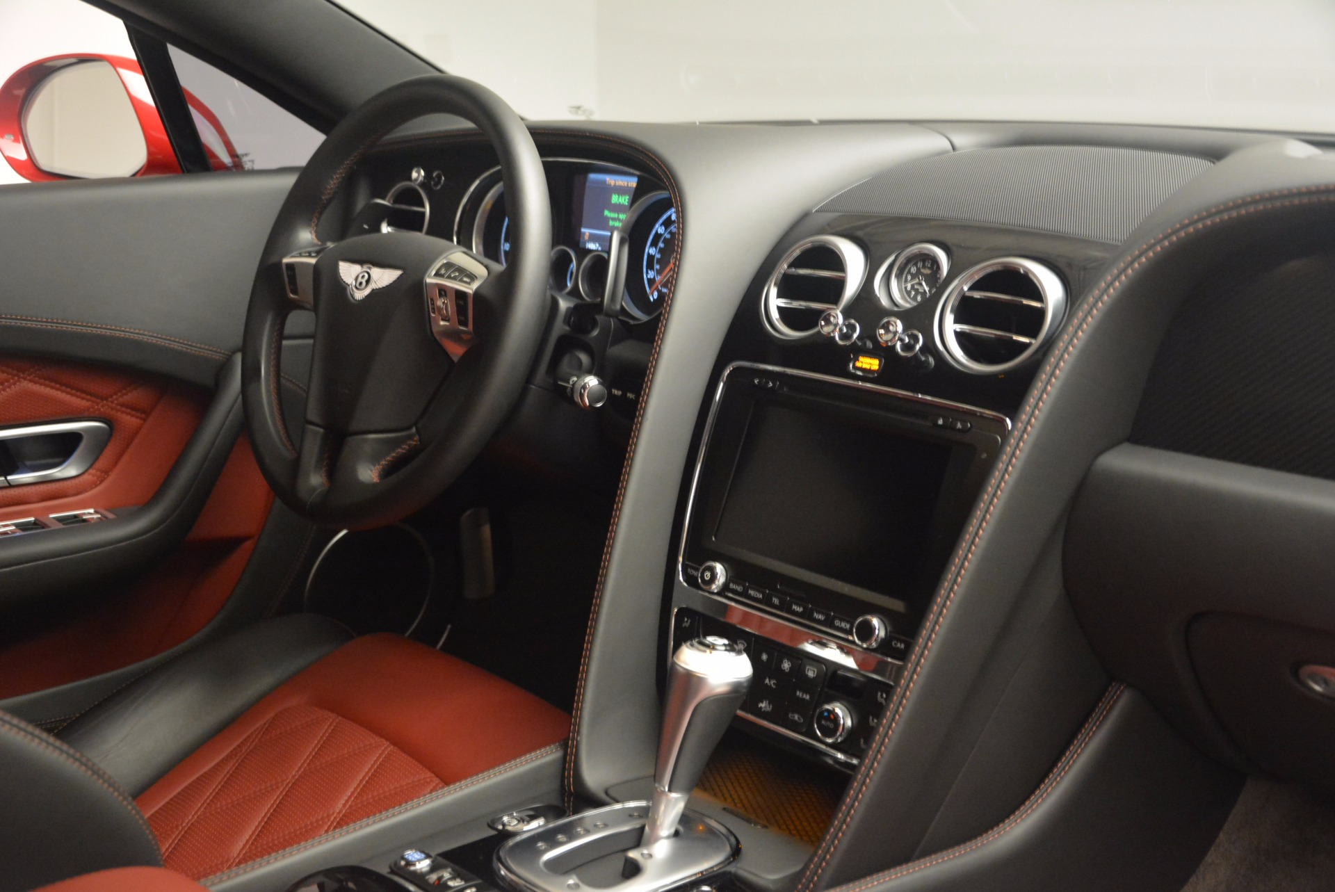 Used 2013 Bentley Continental GT V8 For Sale In Greenwich, CT 1185_p32