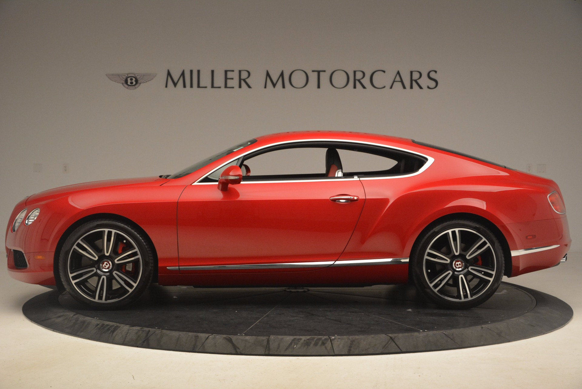 Used 2013 Bentley Continental GT V8 For Sale In Greenwich, CT 1185_p3